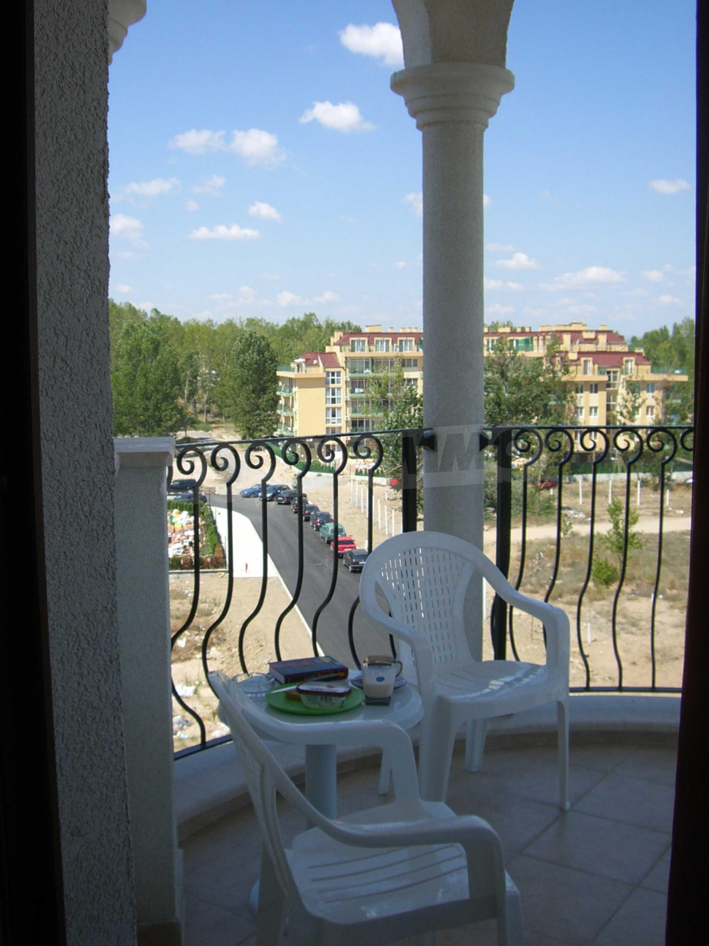 Apartment mit 2 Schlafzimmern im Royal Sun-Komplex in Sonnenstrand 15