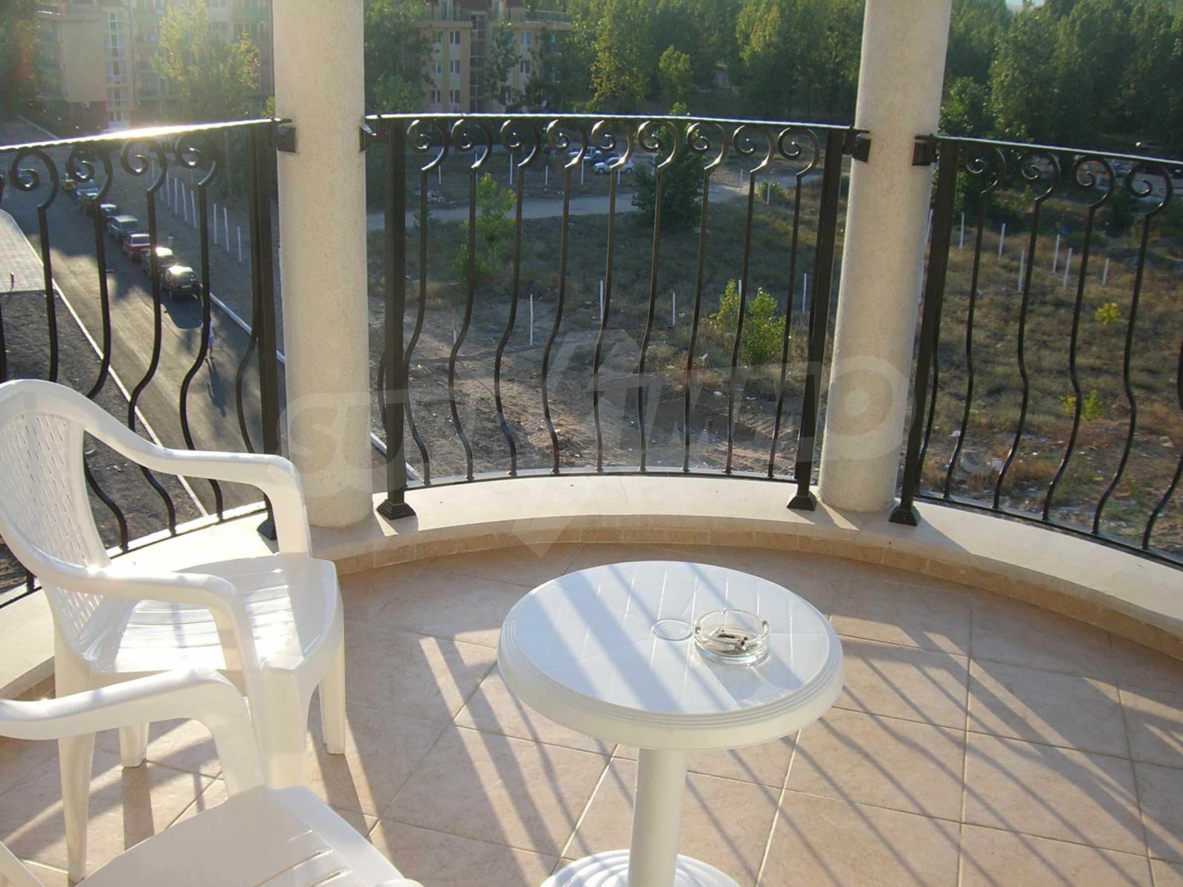 Apartment mit 2 Schlafzimmern im Royal Sun-Komplex in Sonnenstrand 16