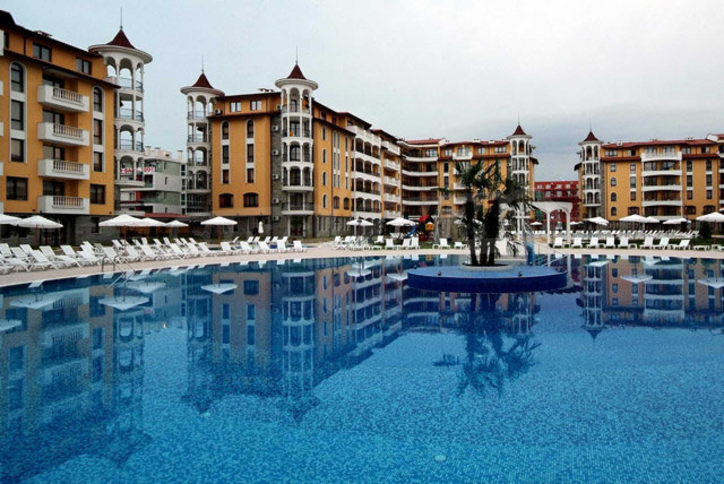 2-bedroom for sale in Royal Sun complex in Sunny Beach 1
