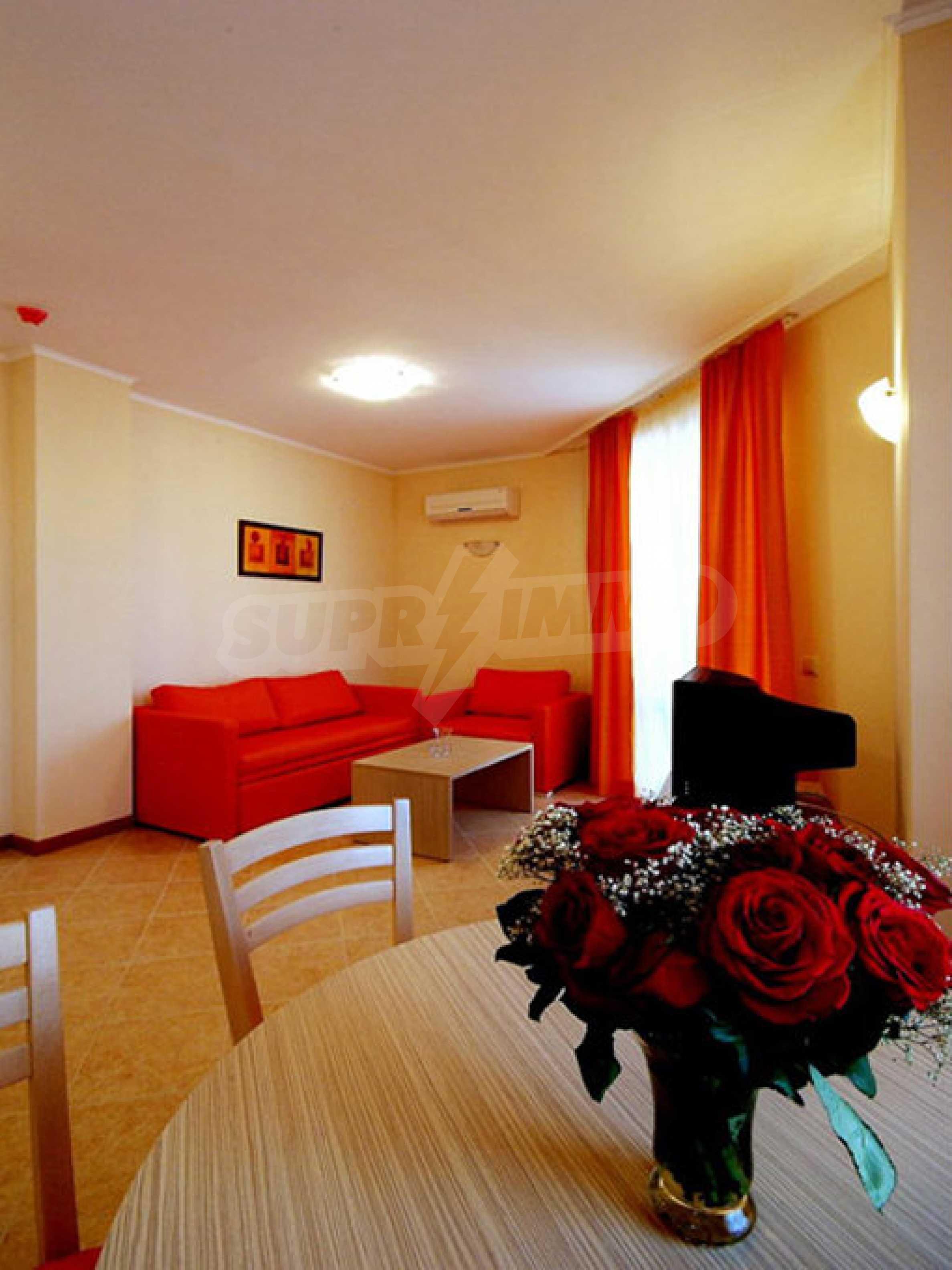 Apartment mit 2 Schlafzimmern im Royal Sun-Komplex in Sonnenstrand 7