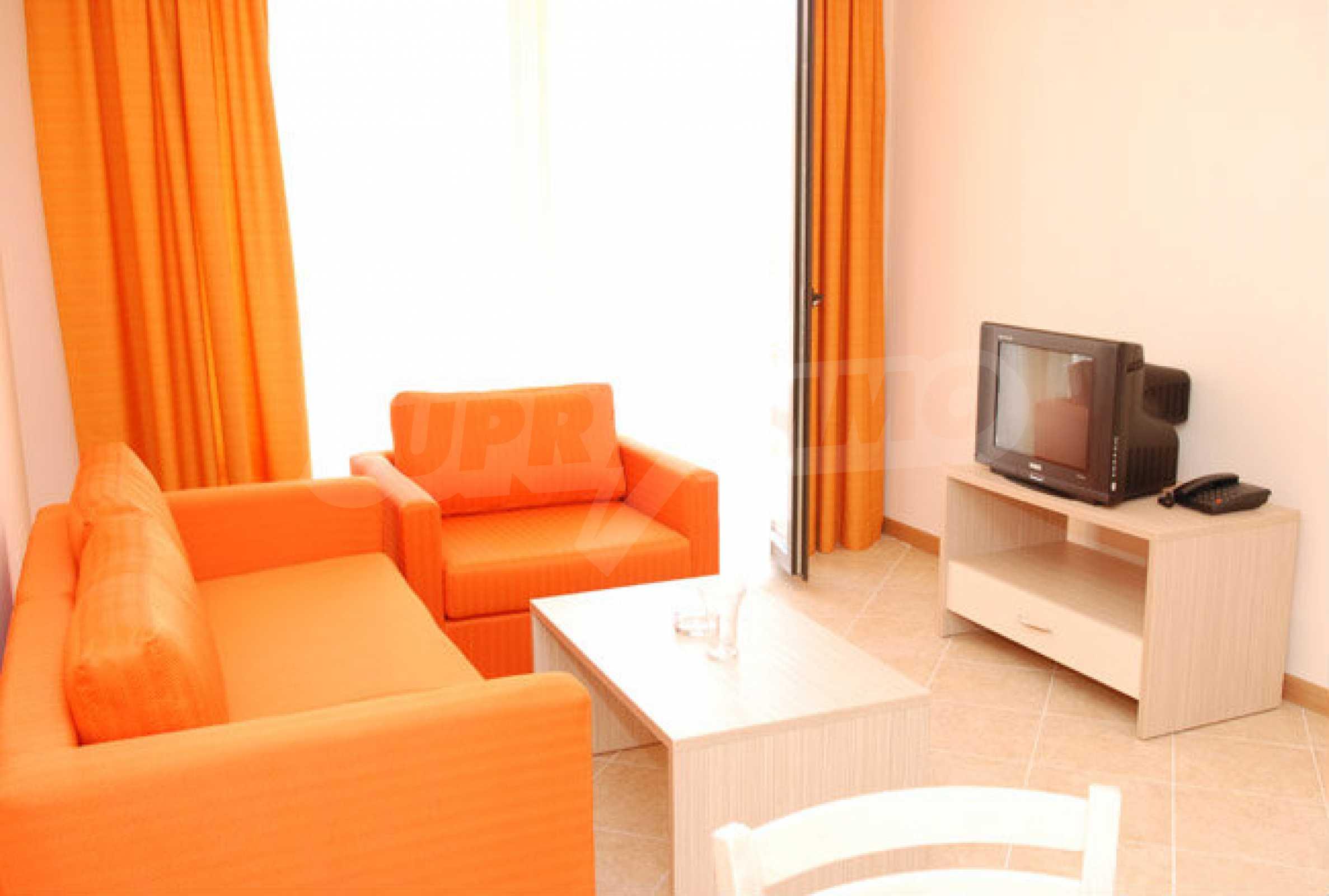 Apartment mit 2 Schlafzimmern im Royal Sun-Komplex in Sonnenstrand 8