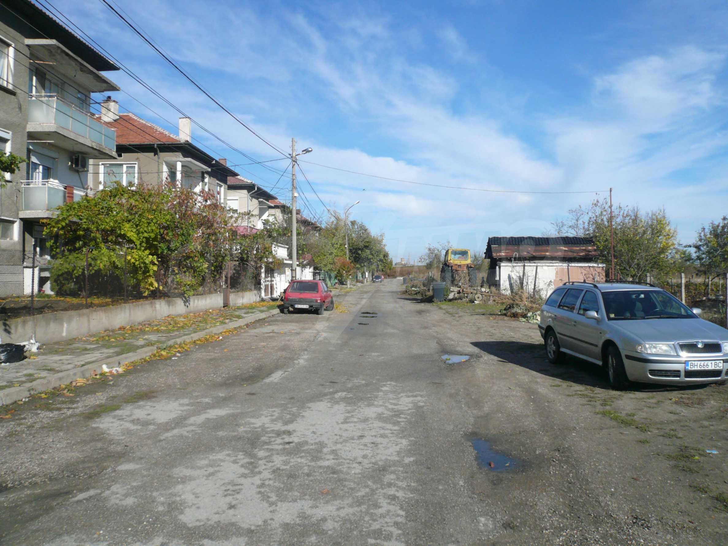 Großes reguliertes Grundstück für die Entwicklung von Einfamilienhäusern in Vidin 4