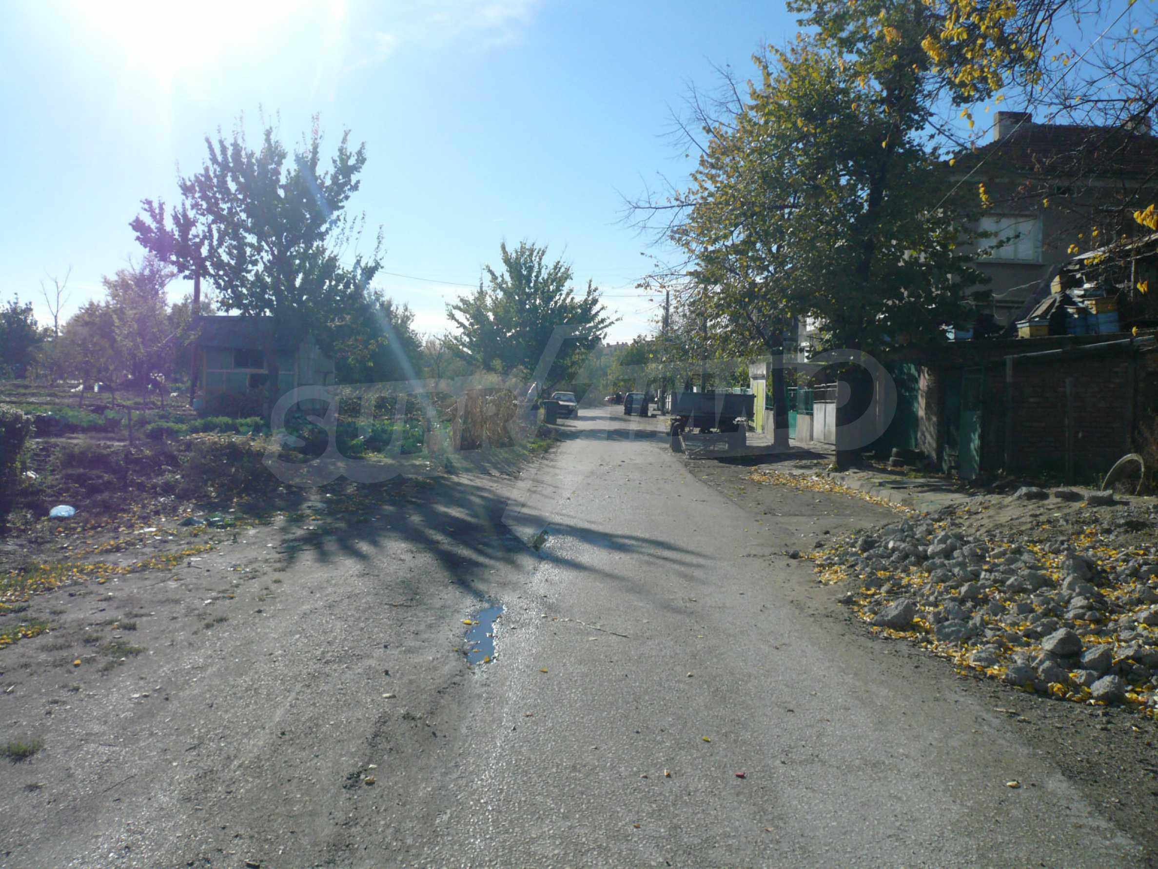 Großes reguliertes Grundstück für die Entwicklung von Einfamilienhäusern in Vidin 5