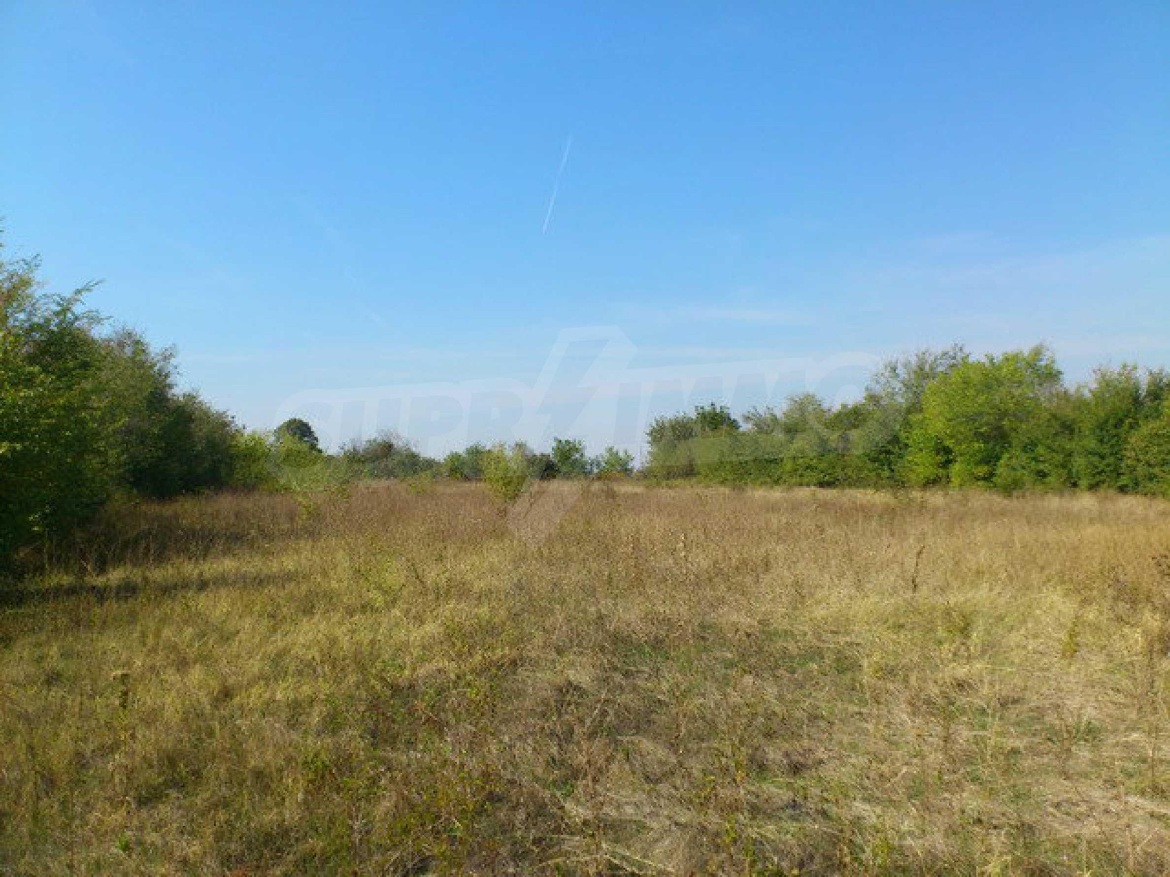 Geregeltes Grundstück mit einem Teil der landwirtschaftlichen Nutzfläche in einem Dorf 9 km. von Veliko Tarnovo 1