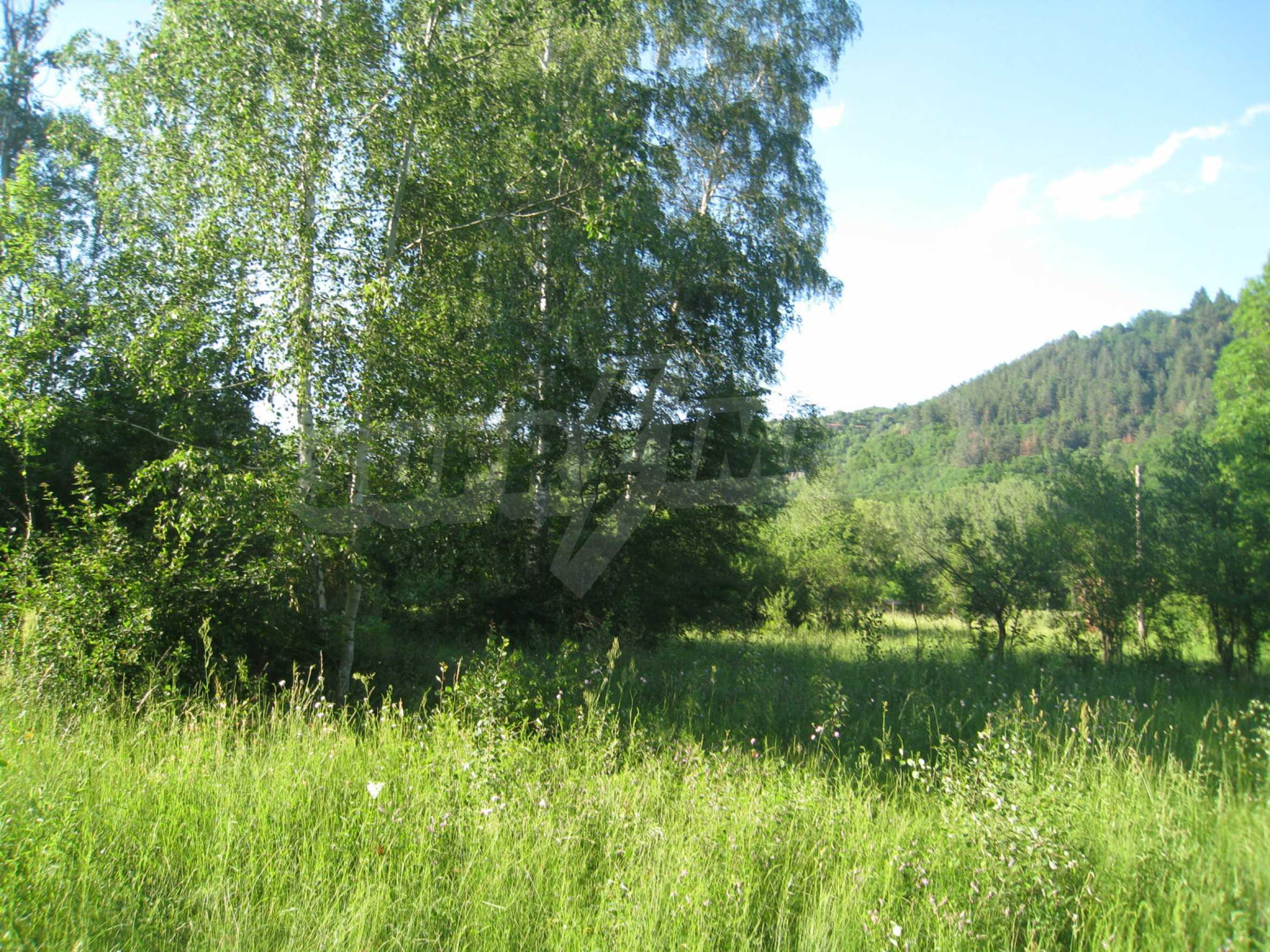 Geregeltes Grundstück in der Nähe der Flüsse Iskar und Svoge 1
