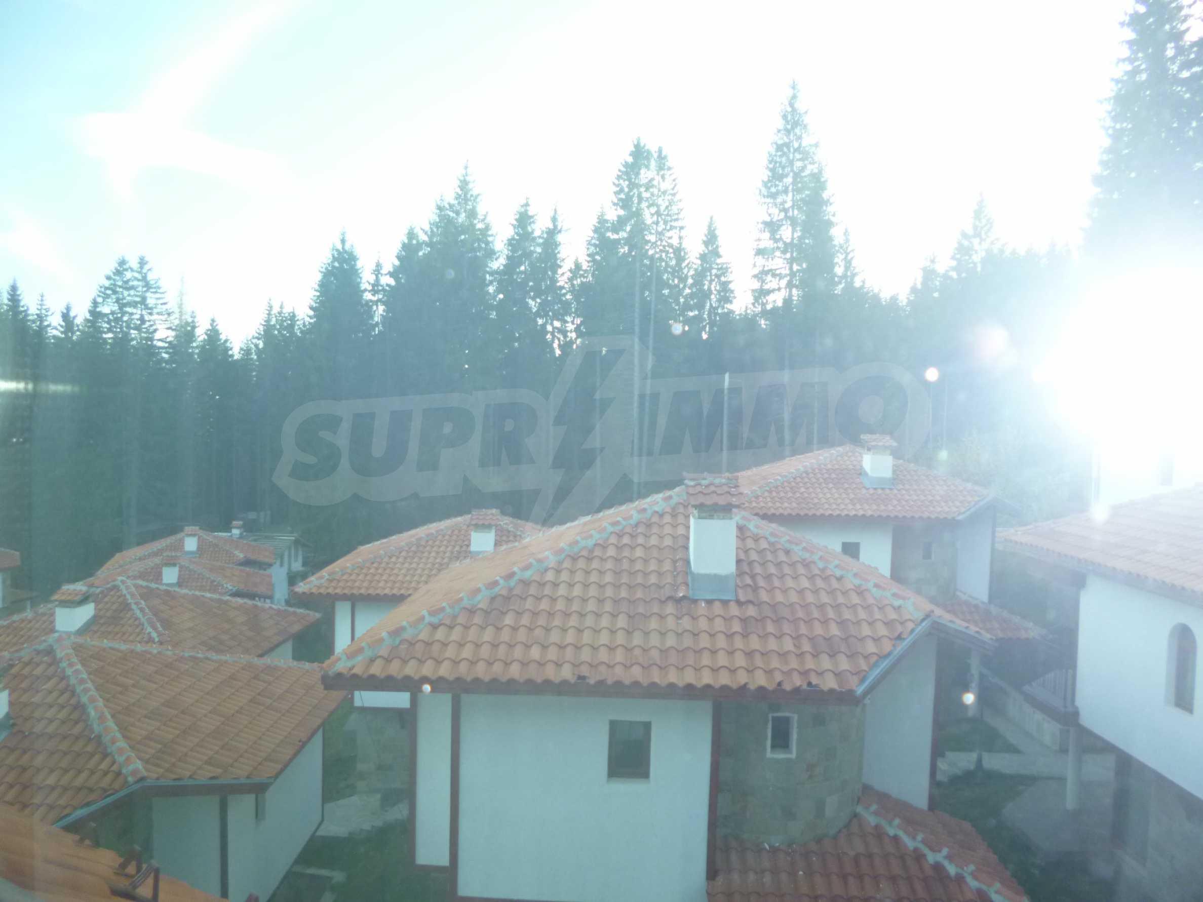 """Ausgezeichnetes Dachstudio zum Verkauf im Komplex """"Forest Glade"""" in Pamporovo 6"""