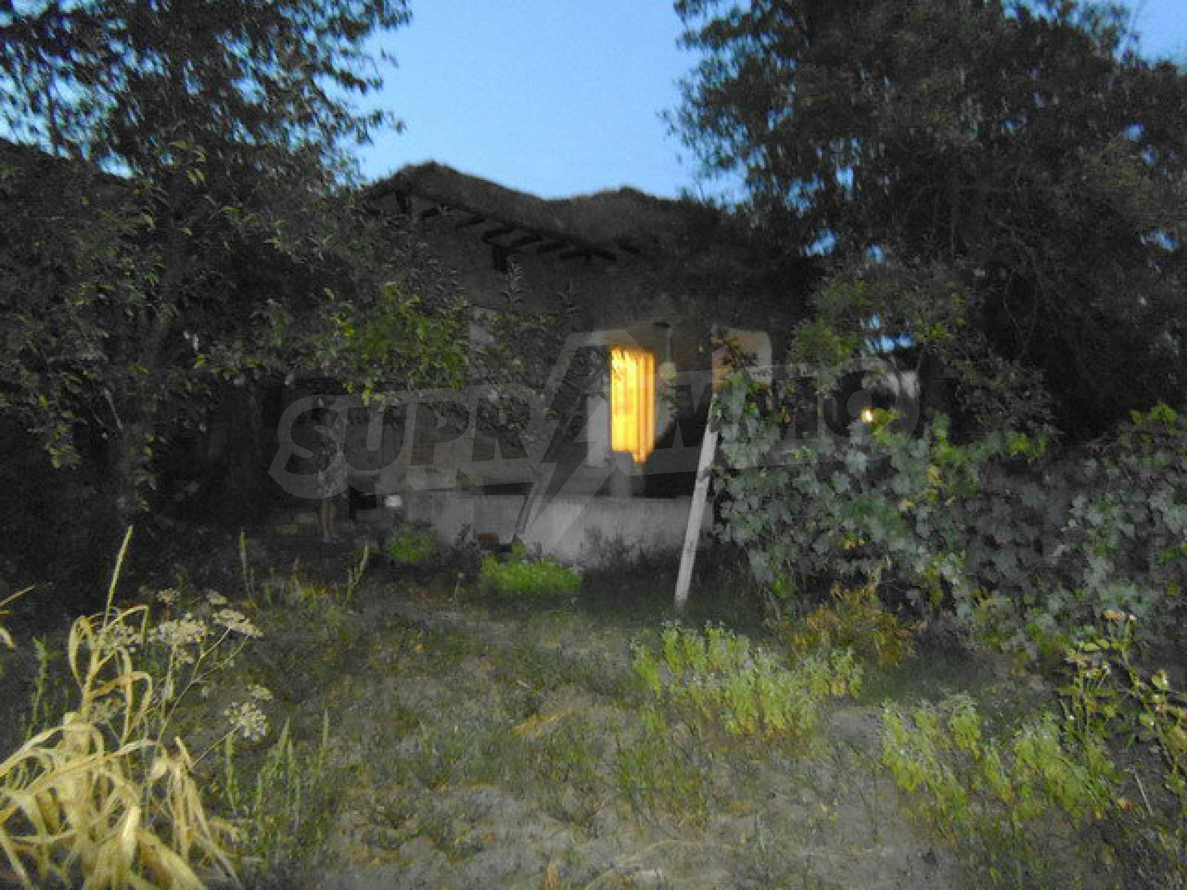 Property in a village near mineral springs 12