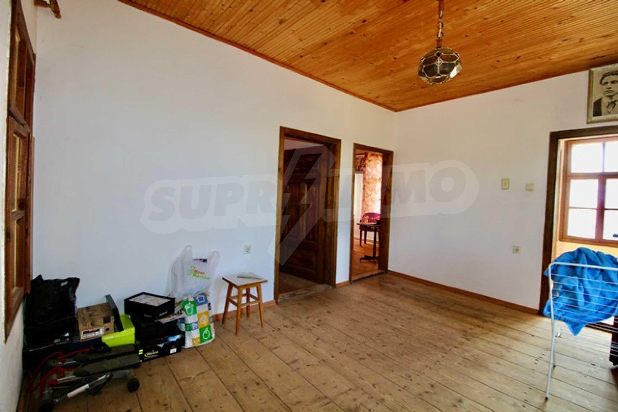 Schönes Wiederbelebungshaus, 17 km von Veliko Tarnovo entfernt 14