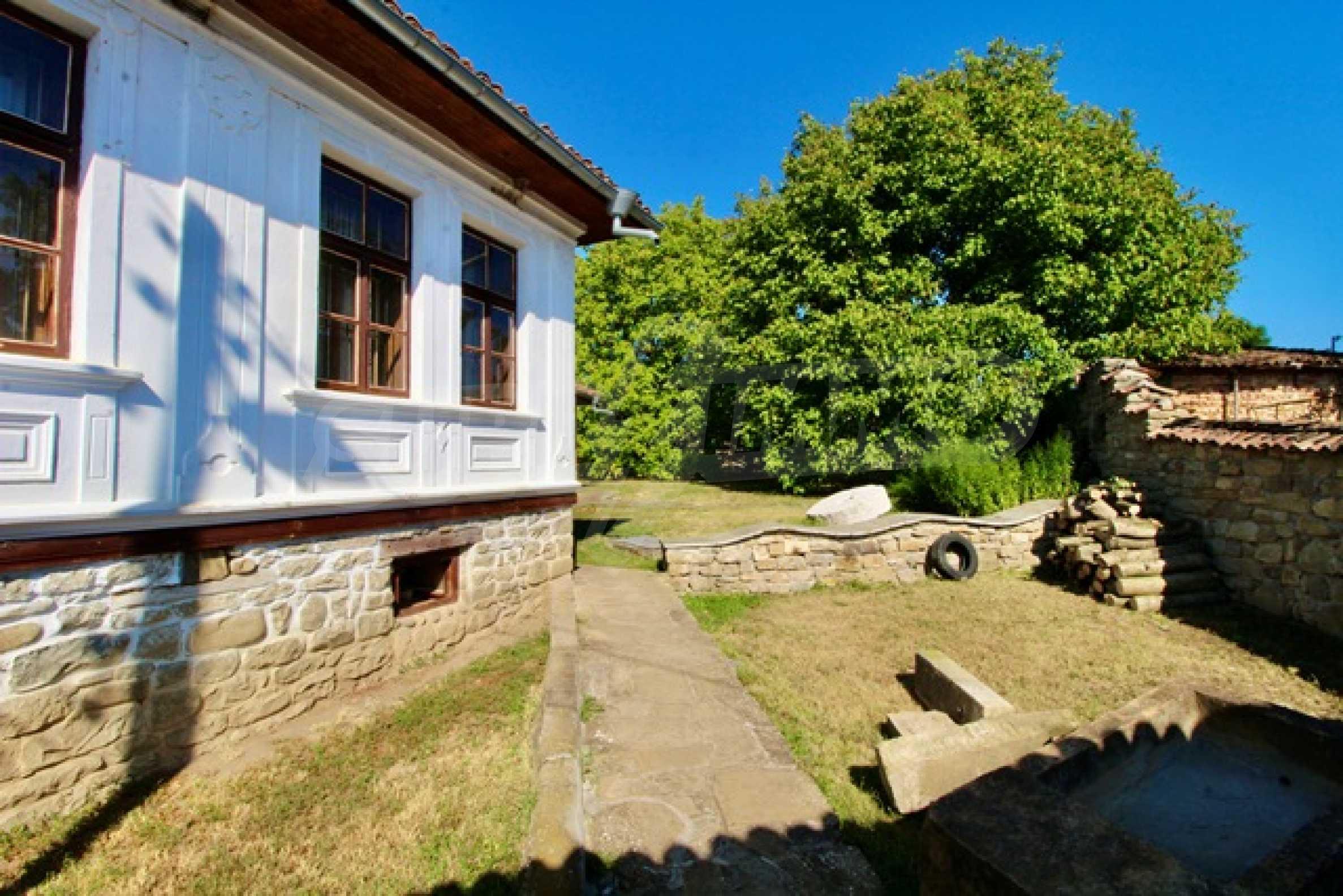 Schönes Wiederbelebungshaus, 17 km von Veliko Tarnovo entfernt 16