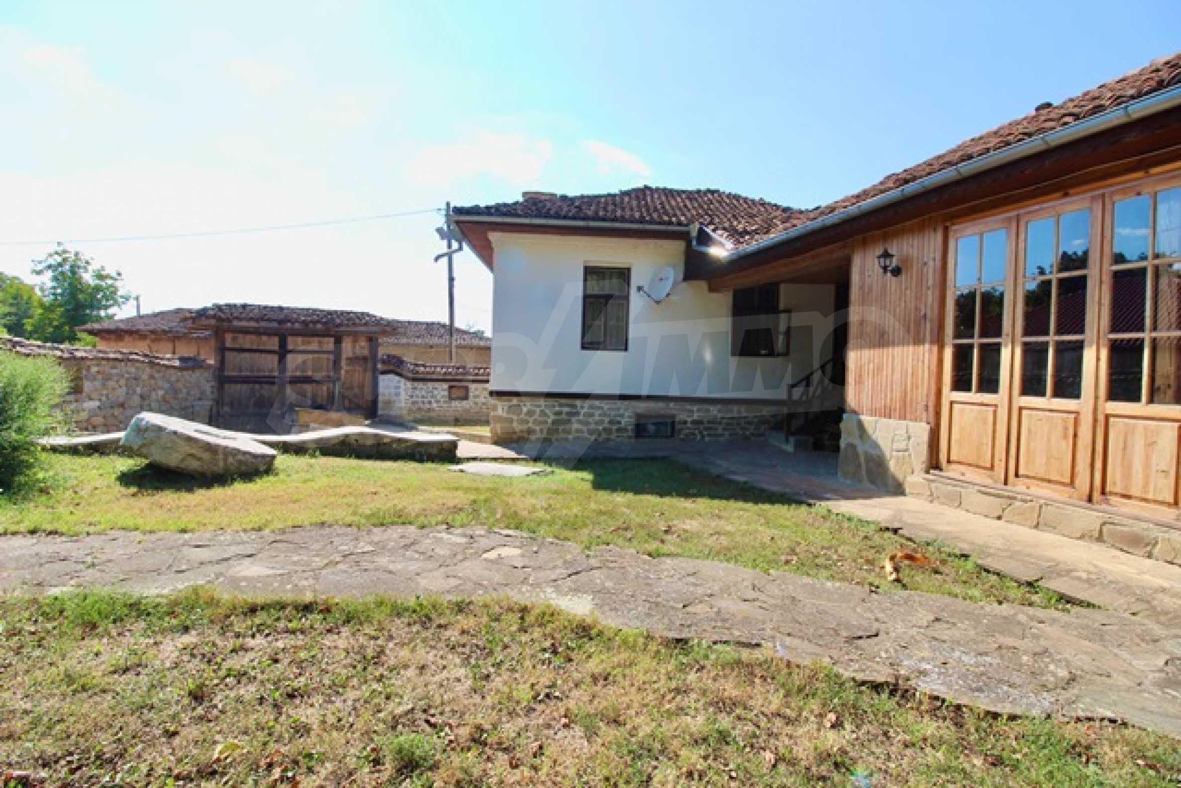 Schönes Wiederbelebungshaus, 17 km von Veliko Tarnovo entfernt 18