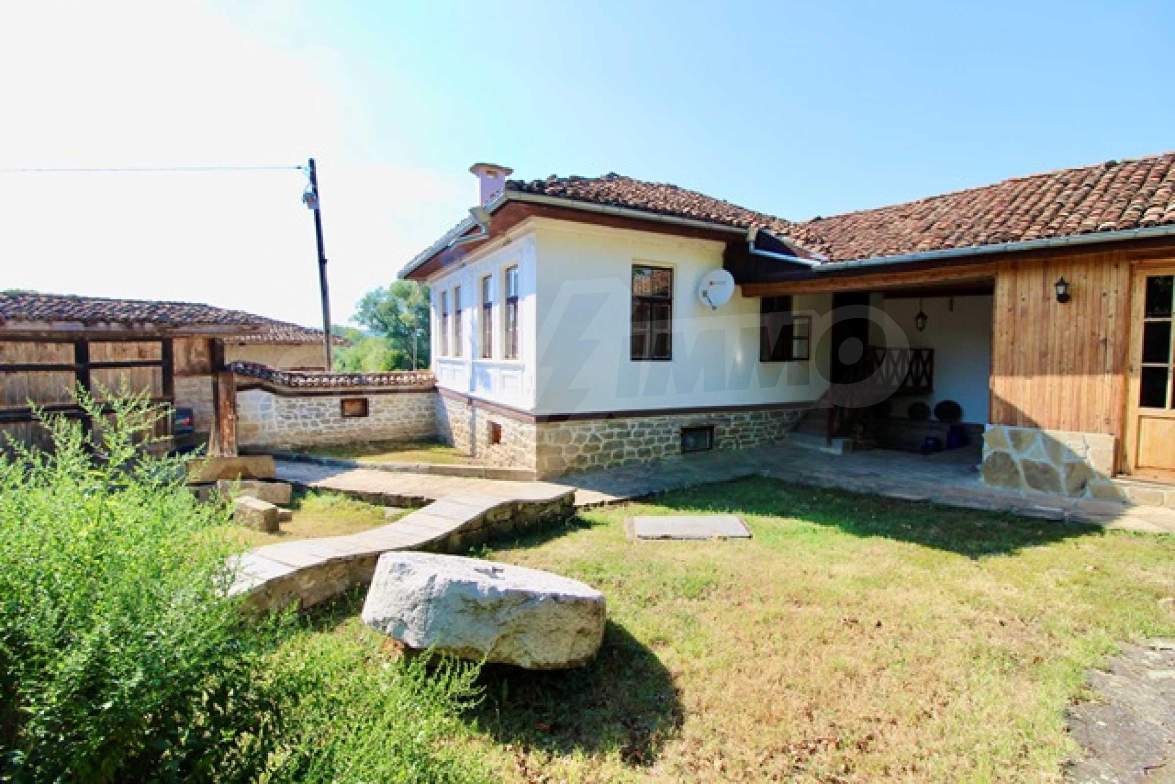 Schönes Wiederbelebungshaus, 17 km von Veliko Tarnovo entfernt 29