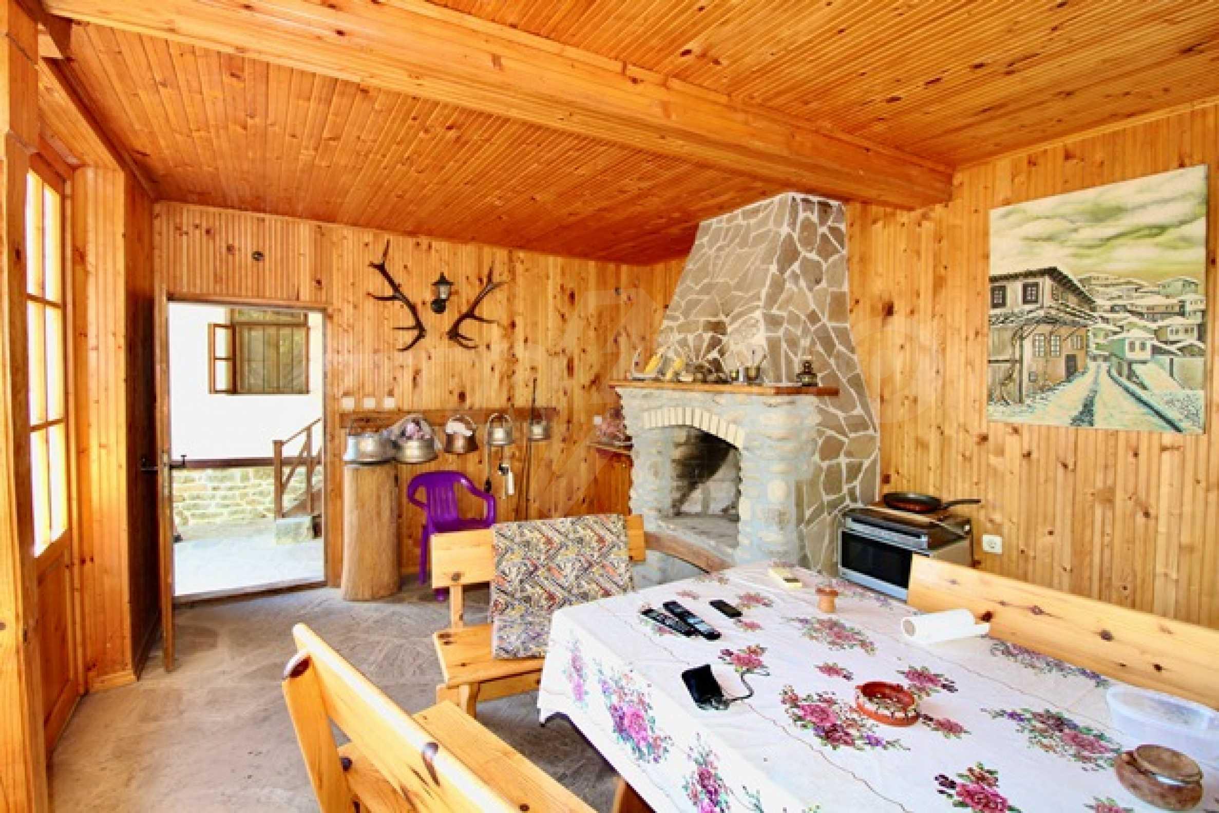Schönes Wiederbelebungshaus, 17 km von Veliko Tarnovo entfernt 5
