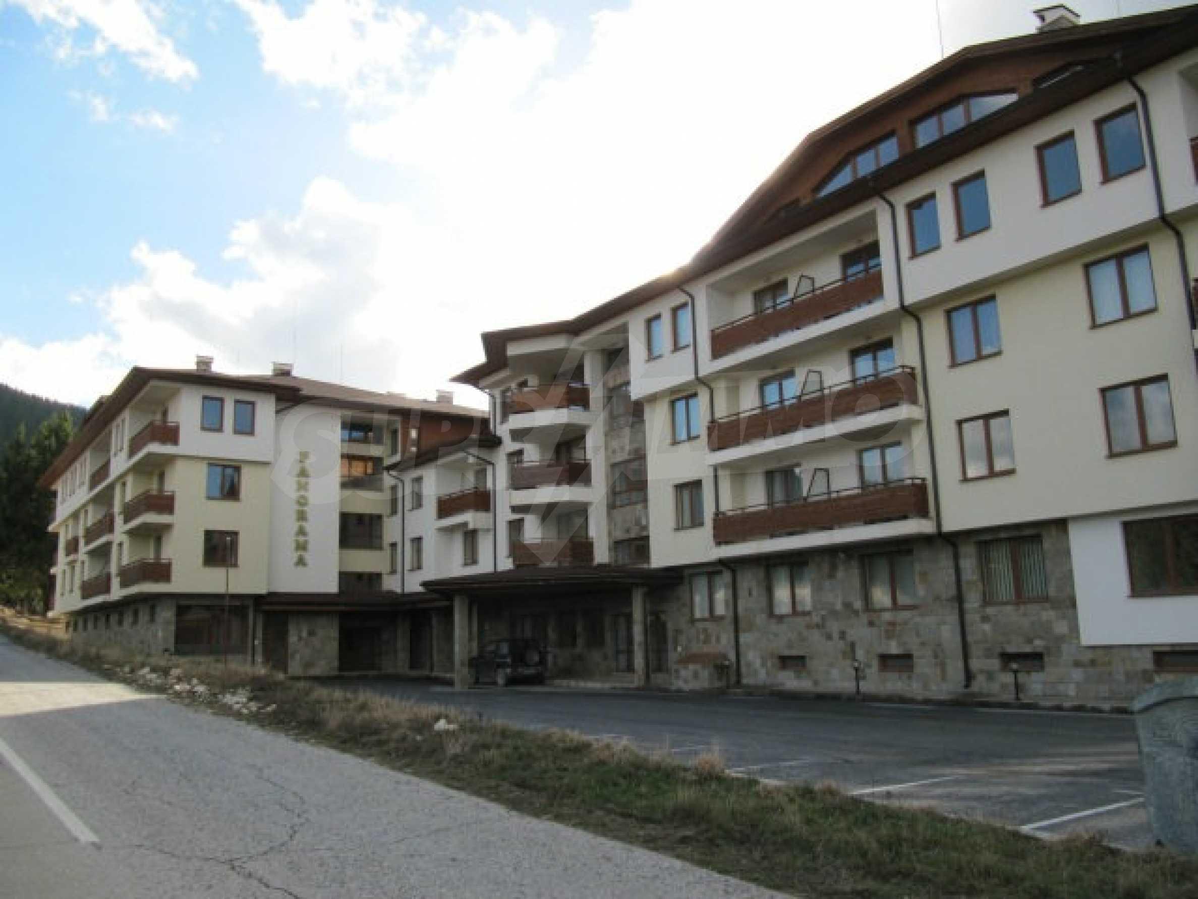 Dachgeschosswohnung in Pamporovo
