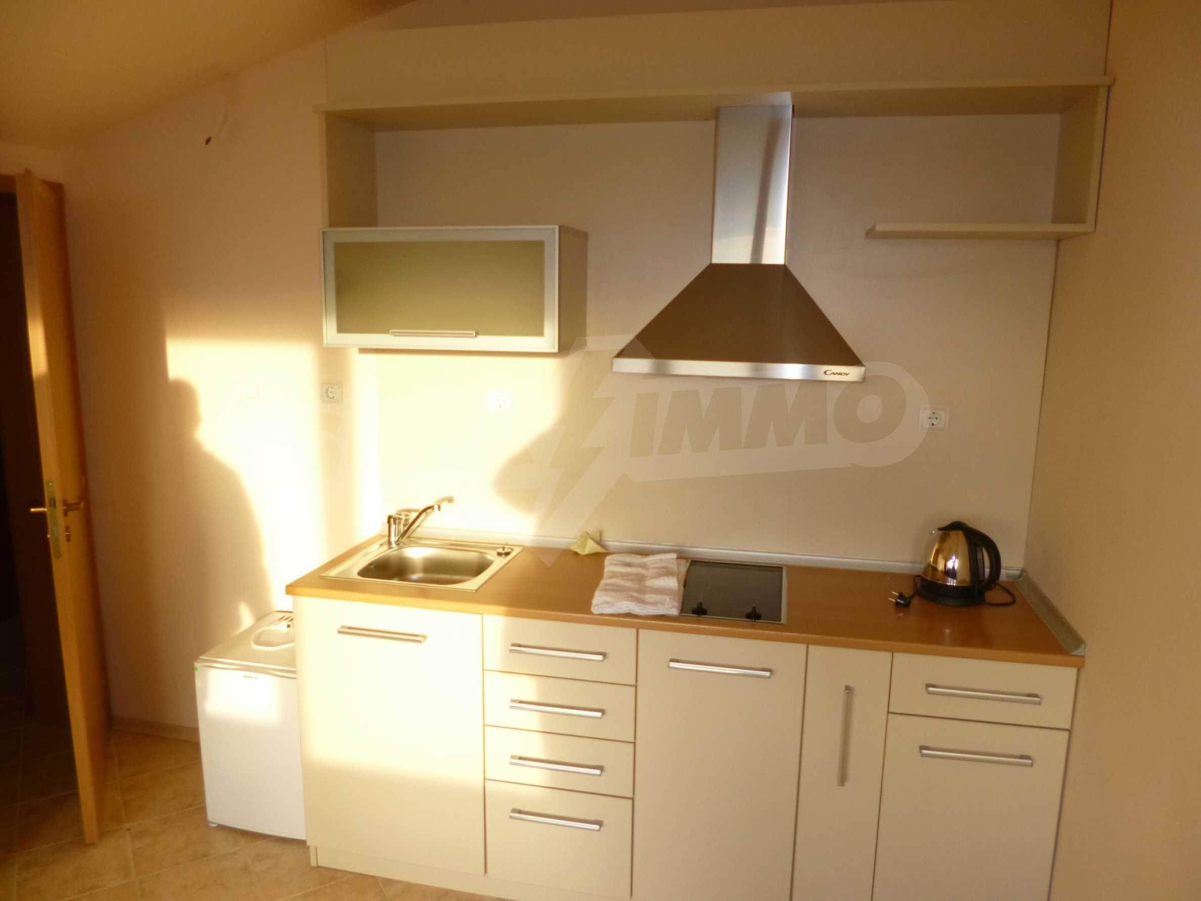 Dachgeschosswohnung in Pamporovo 10
