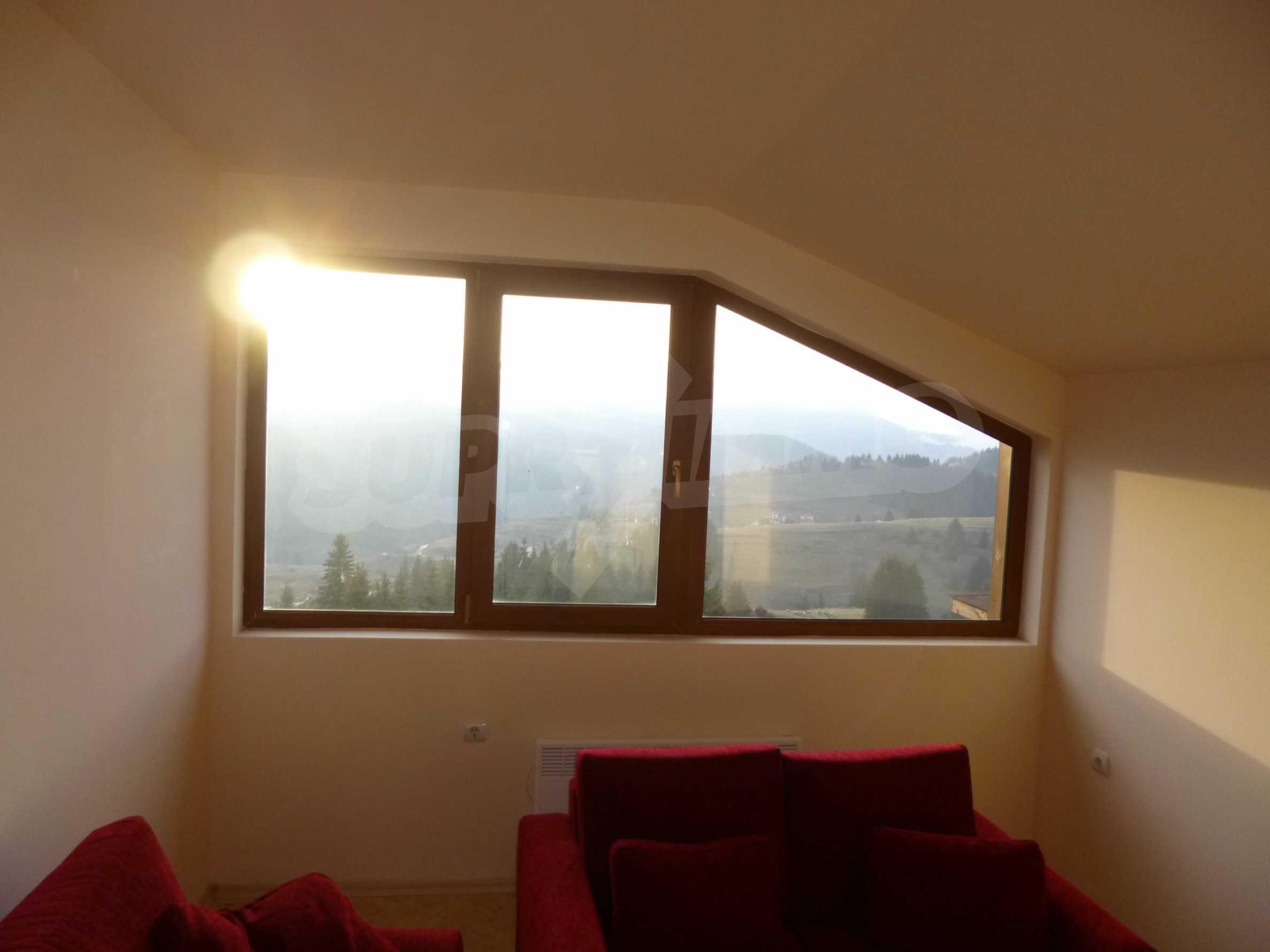 Dachgeschosswohnung in Pamporovo 8