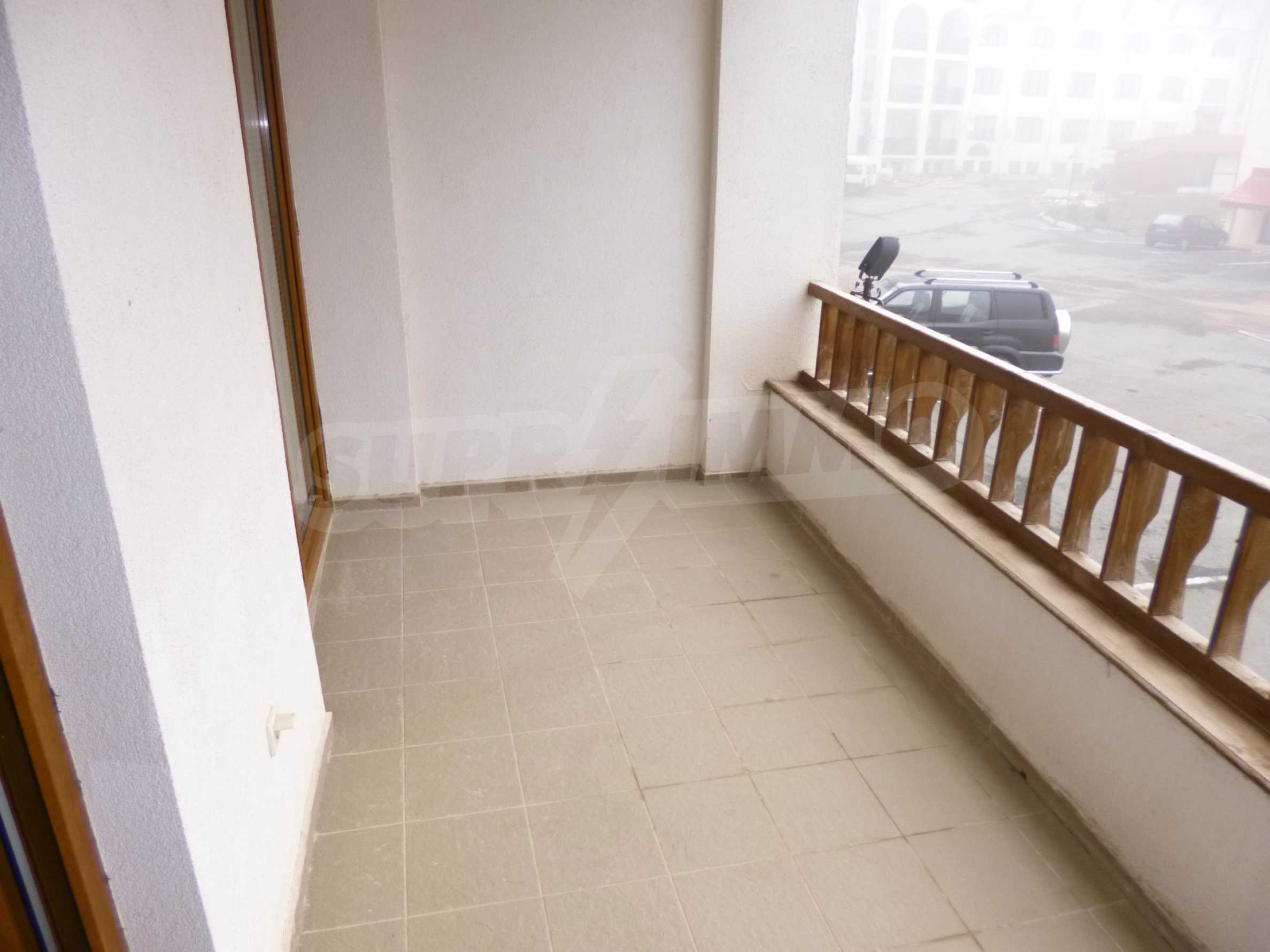 One-bedroom apartment in the gated complex Monastery 3 in Pamporovo 9