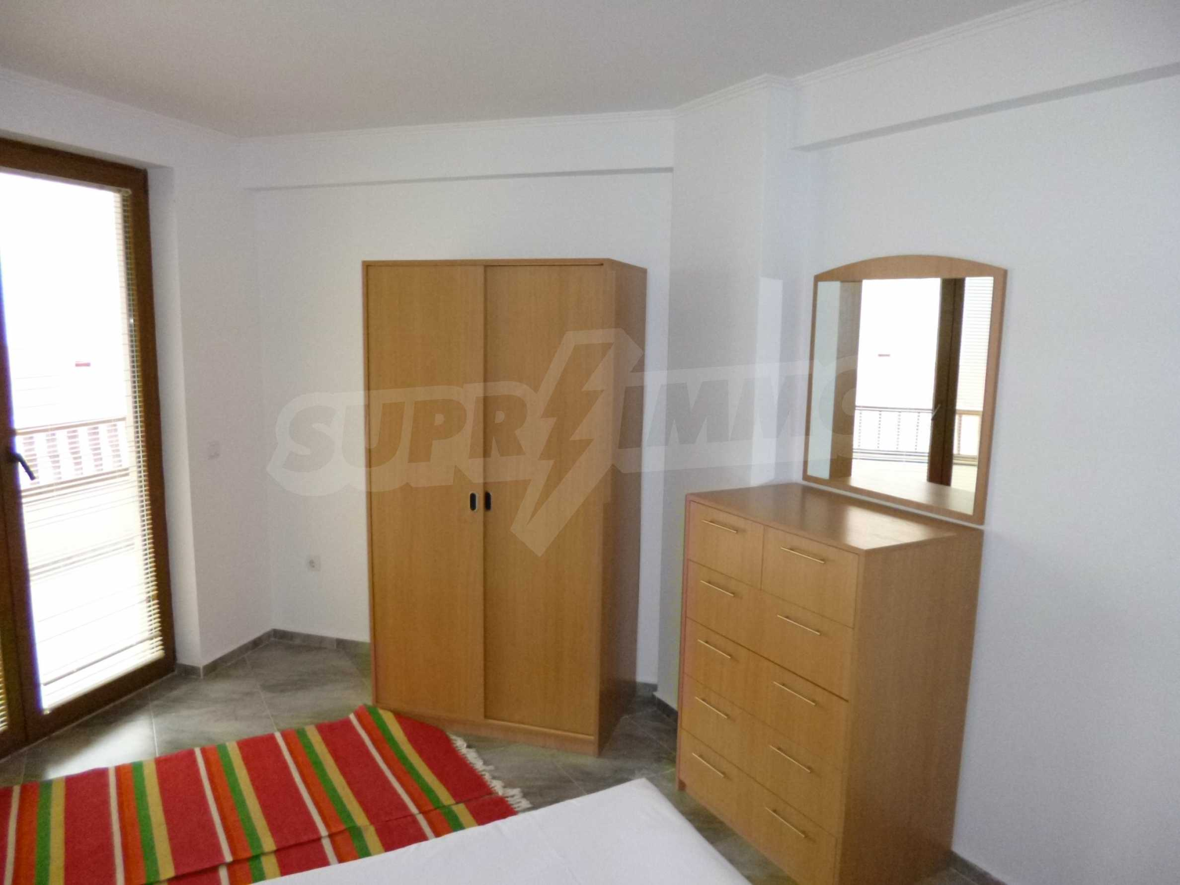 One-bedroom apartment in the gated complex Monastery 3 in Pamporovo 11