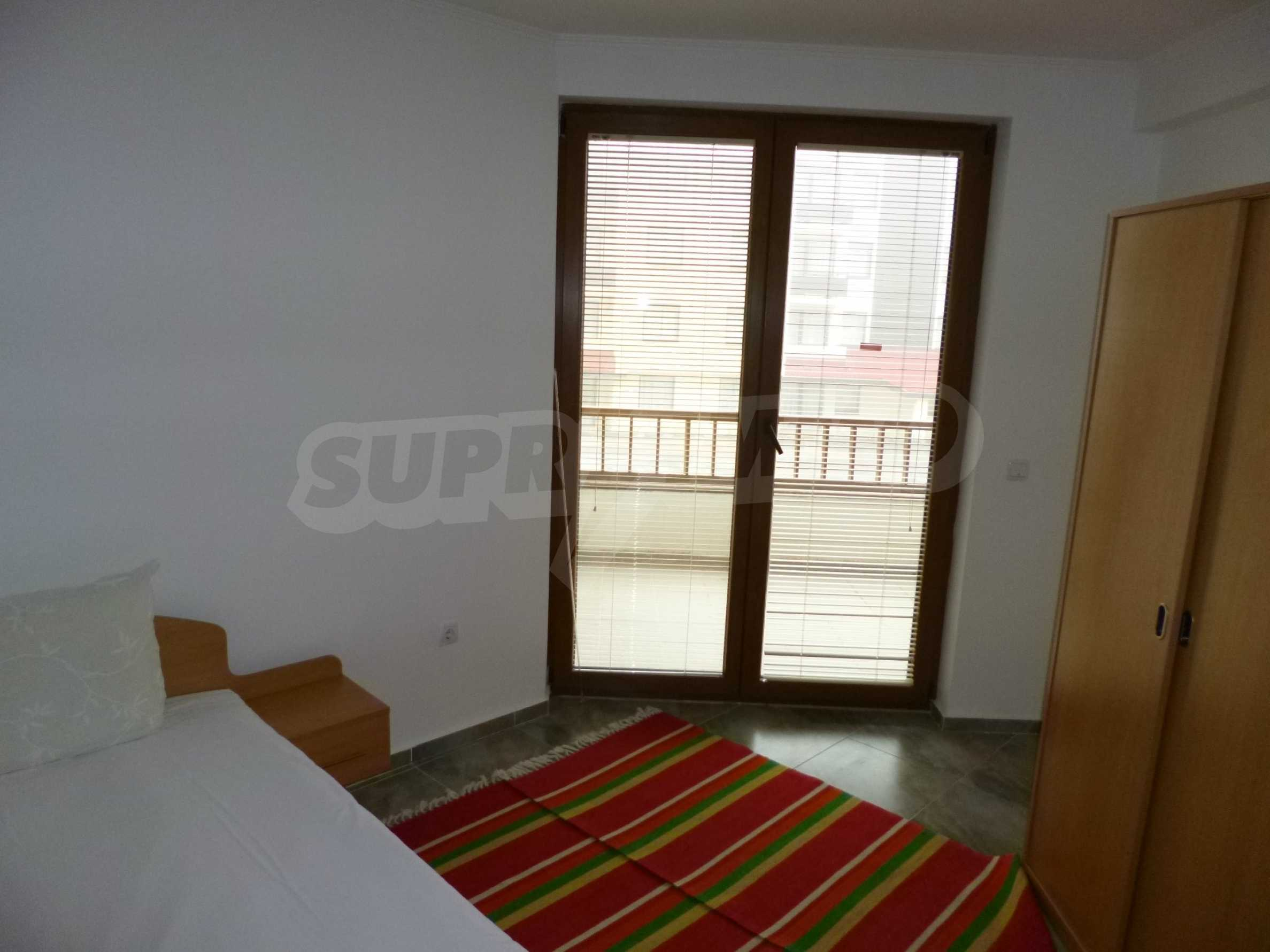 One-bedroom apartment in the gated complex Monastery 3 in Pamporovo 12