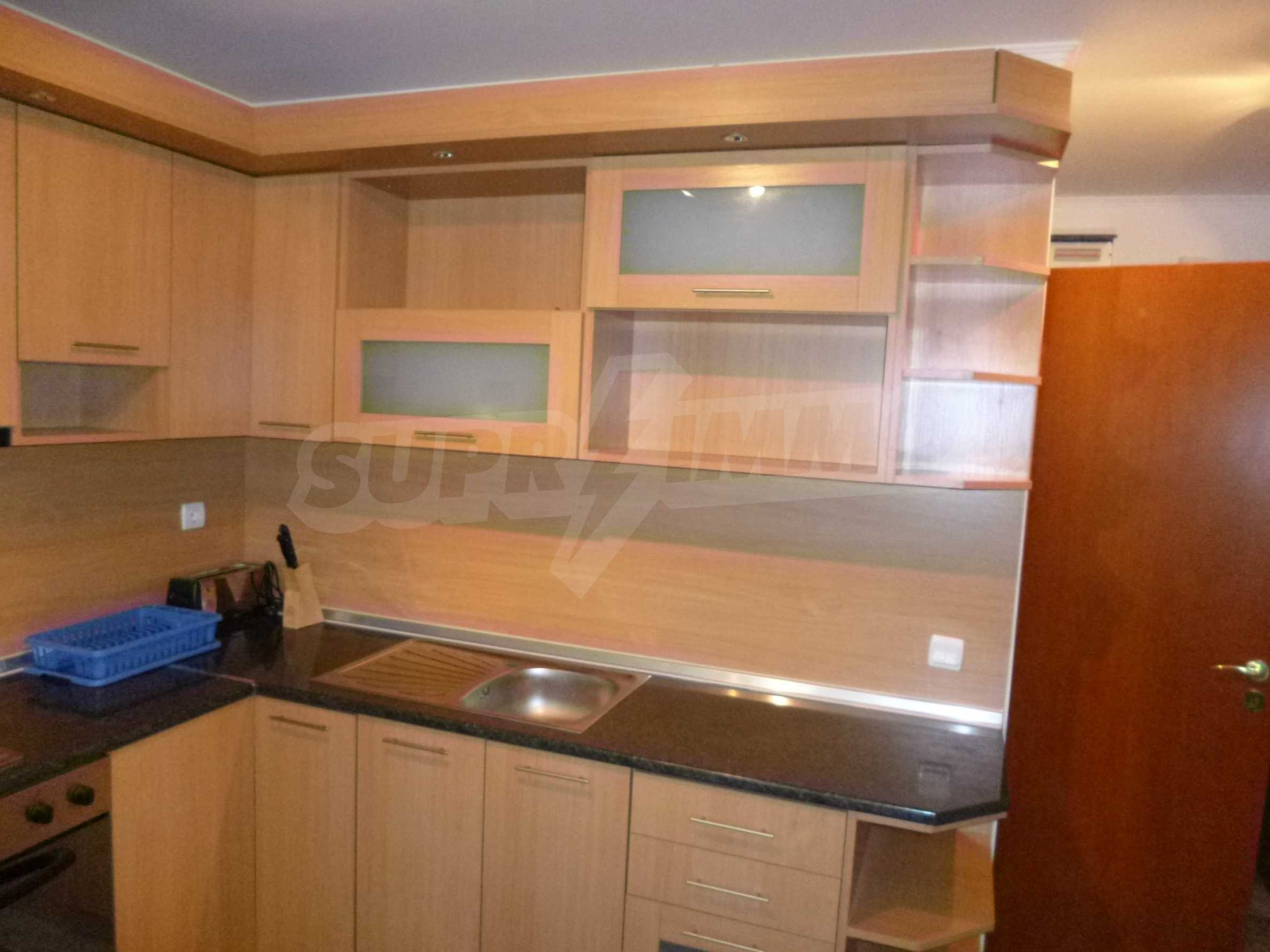 One-bedroom apartment in the gated complex Monastery 3 in Pamporovo 4