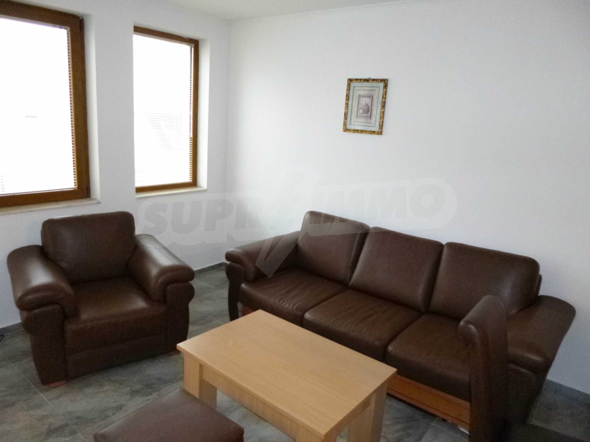 One-bedroom apartment in the gated complex Monastery 3 in Pamporovo 6