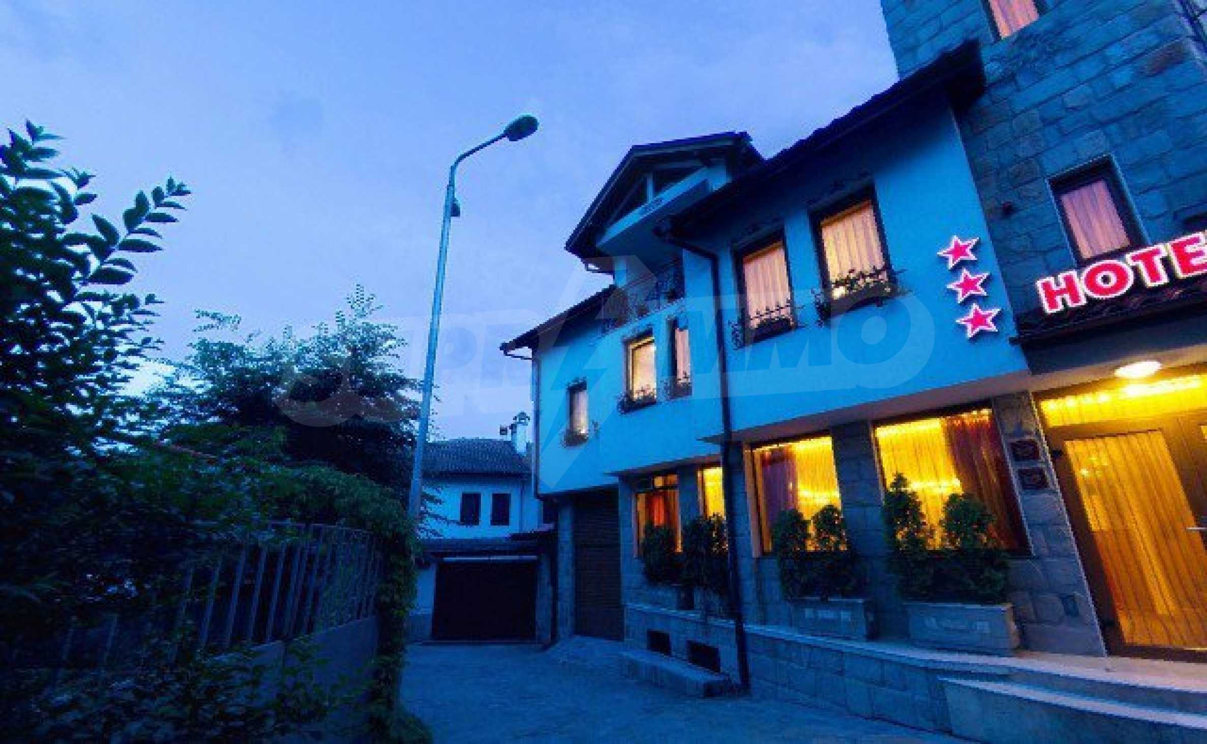 Cozy hotel in the old part of Veliko Tarnovo 1