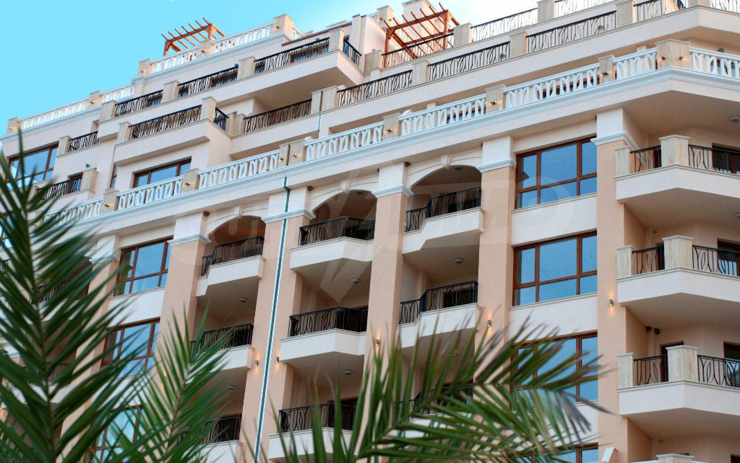 Wohnung in der ersten Reihe zum Resort Goldstrand 1