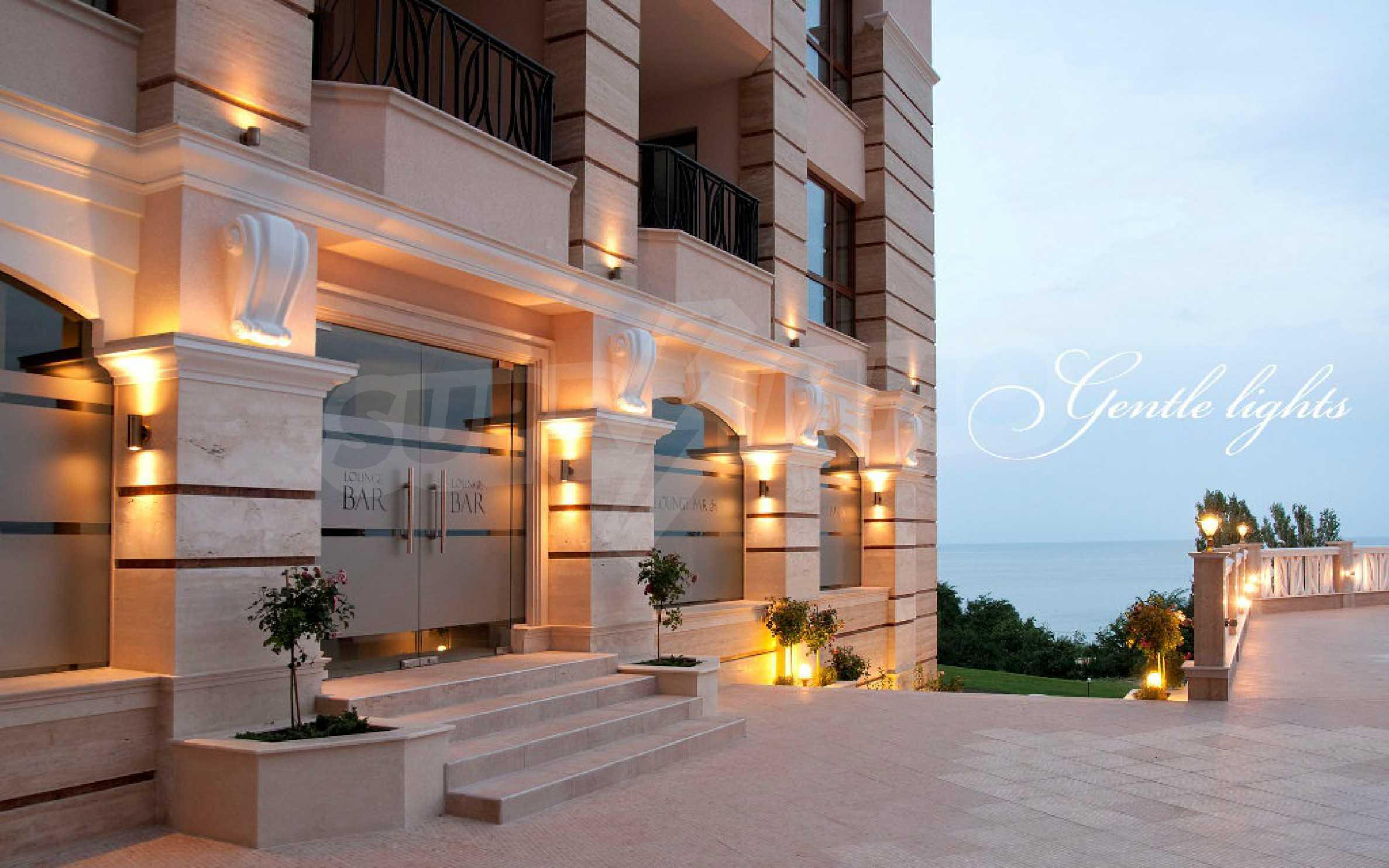 Two-bedroom apartment near Golden Sands resort 2
