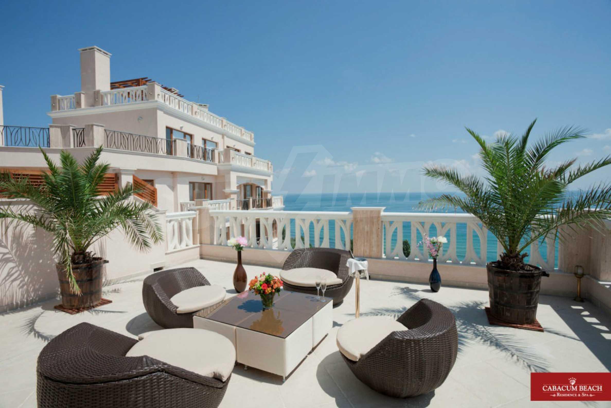 Two-bedroom apartment near Golden Sands resort 4