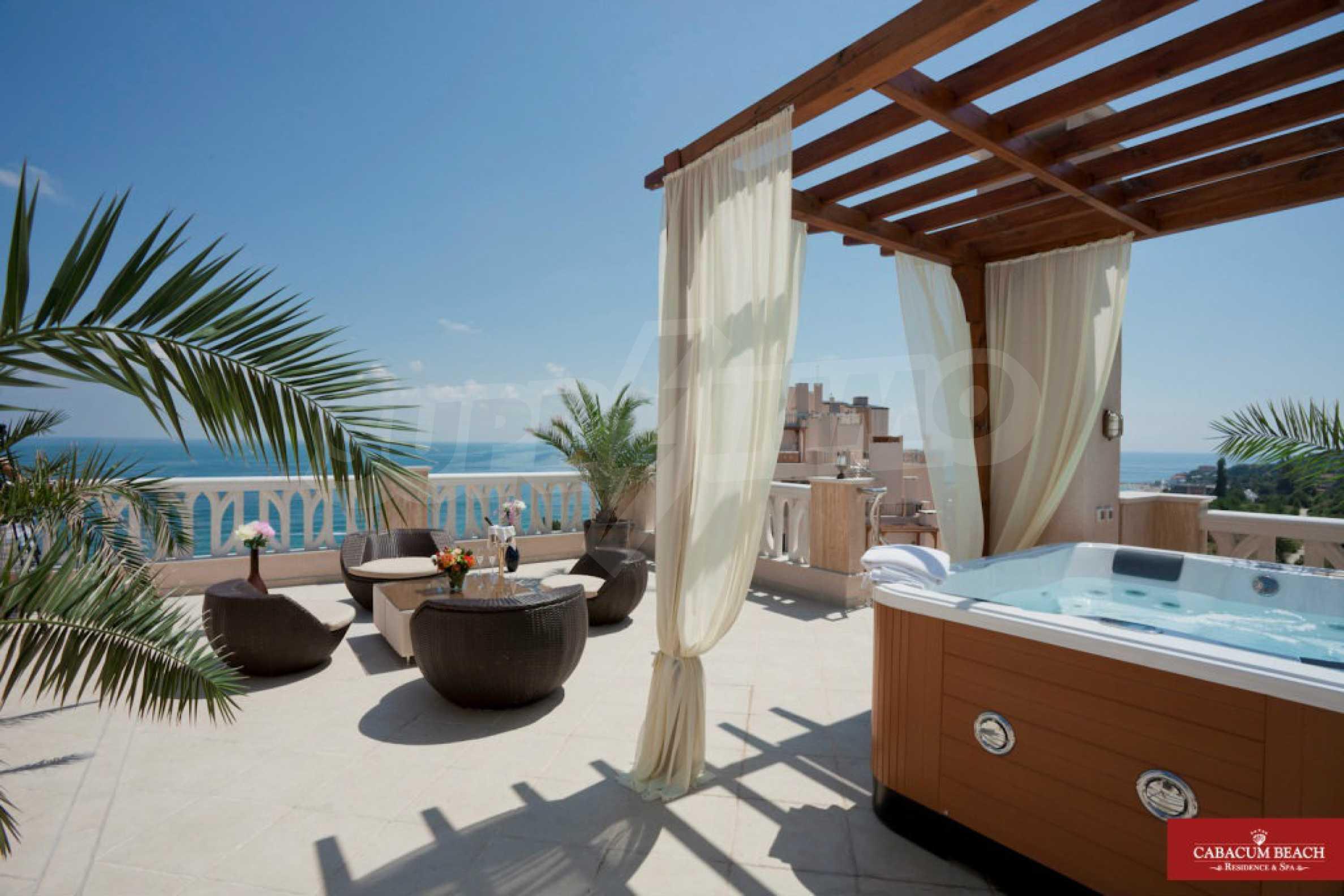 Two-bedroom apartment near Golden Sands resort 5