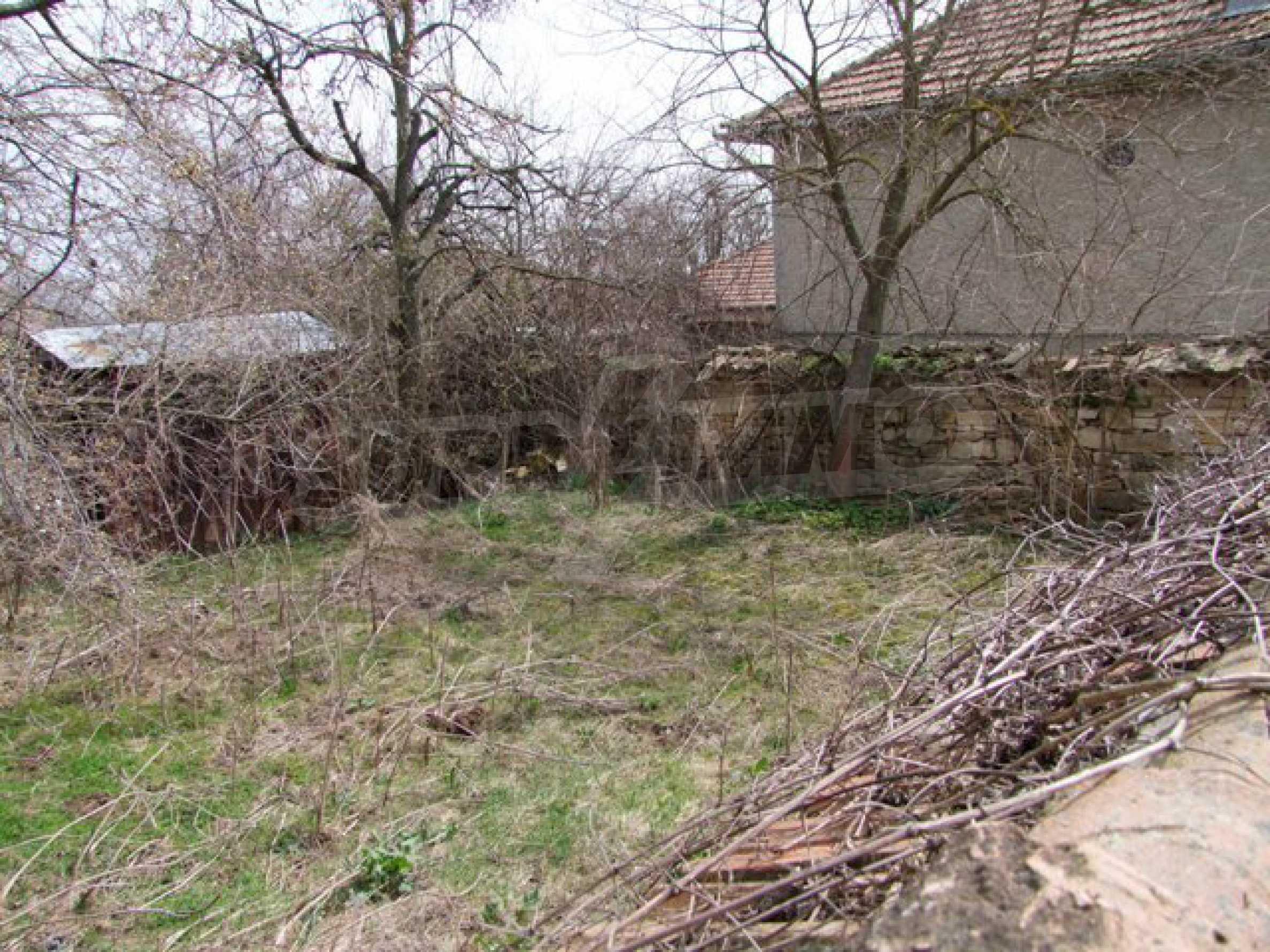 Backsteinhaus in einem Dorf, nur 100 Meter von der Hauptstraße entfernt 29