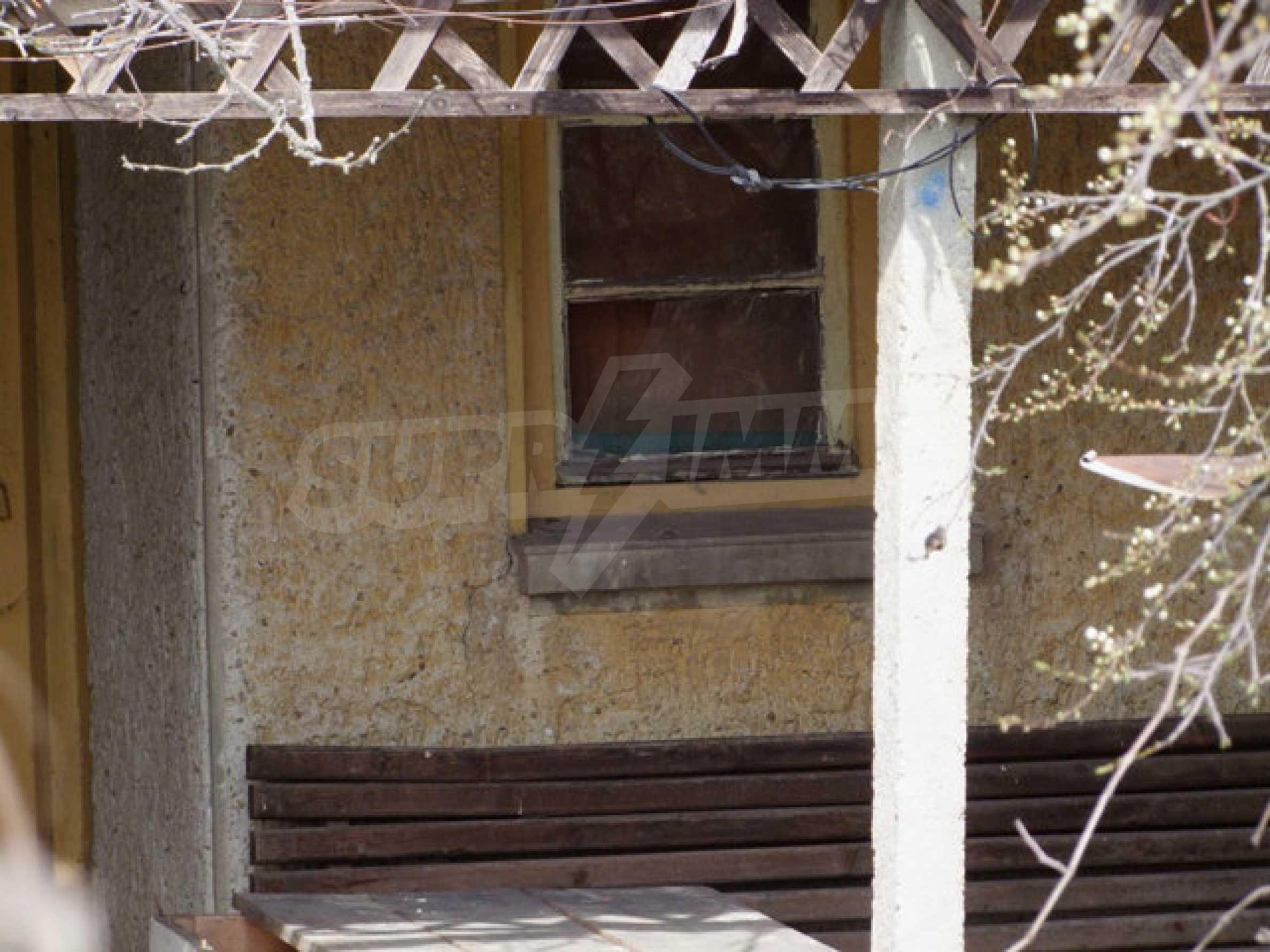 Backsteinhaus in einem Dorf, nur 100 Meter von der Hauptstraße entfernt 31