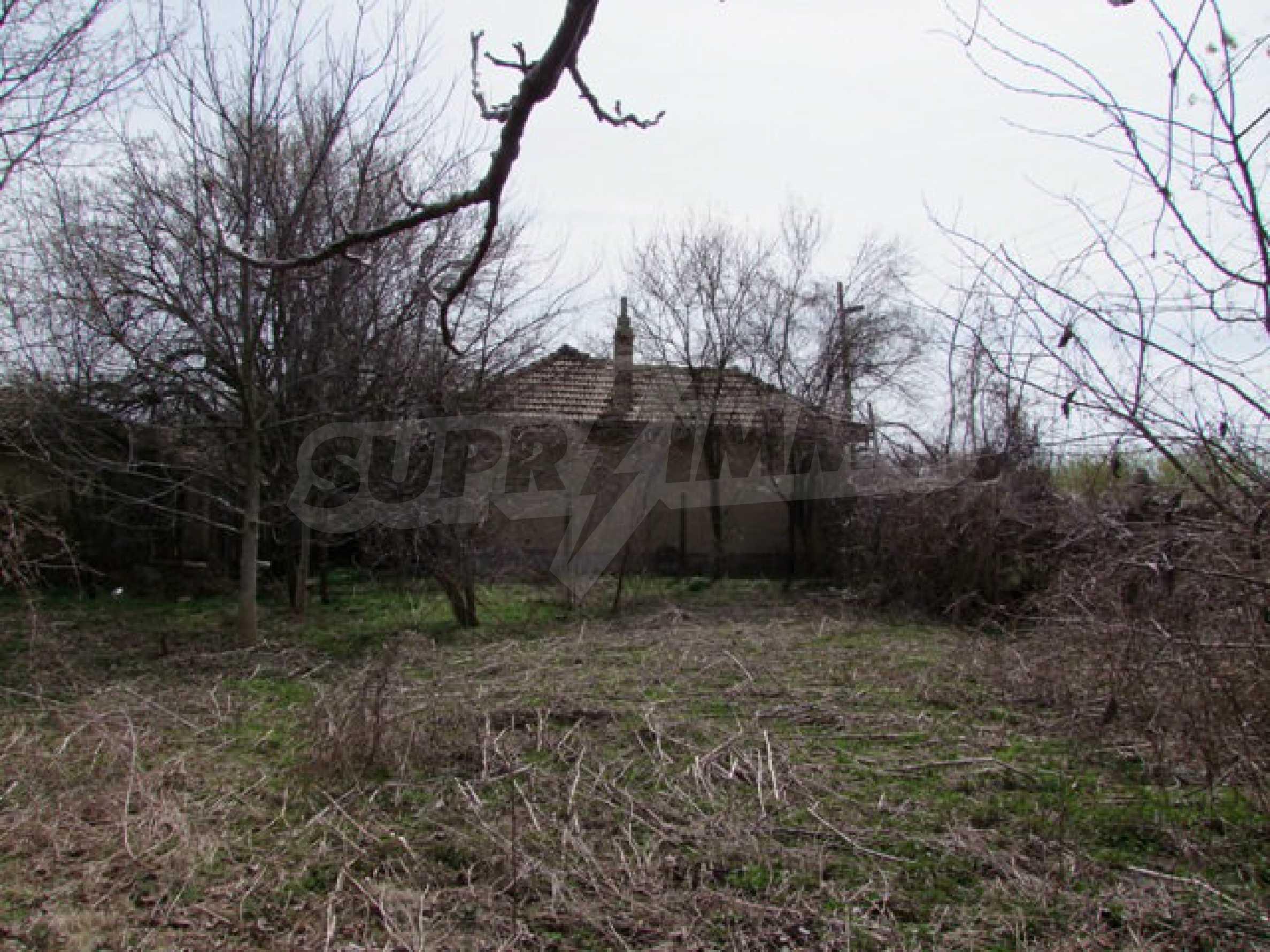 Backsteinhaus in einem Dorf, nur 100 Meter von der Hauptstraße entfernt 37