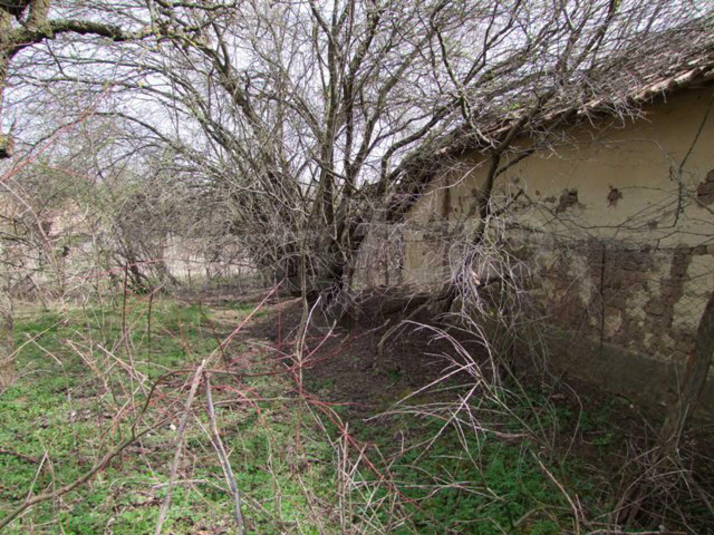 Backsteinhaus in einem Dorf, nur 100 Meter von der Hauptstraße entfernt 38