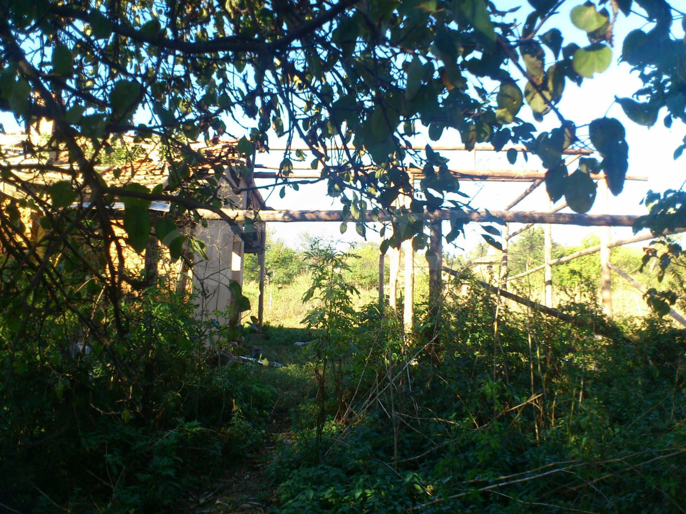 A farm with outbuildings located 8 km. from the town of Dryanovo 14