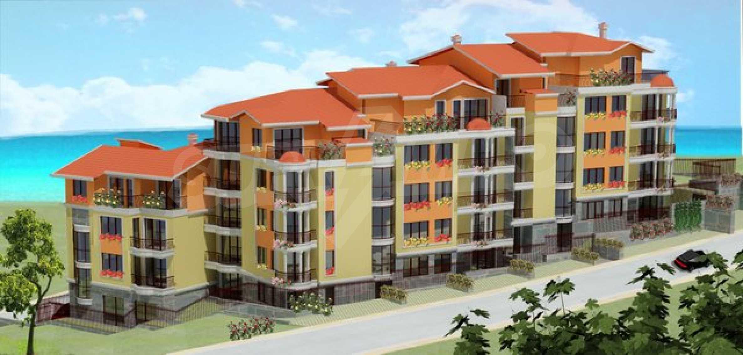 Baugrundstück mit Projekt in Shkorpilovtsi