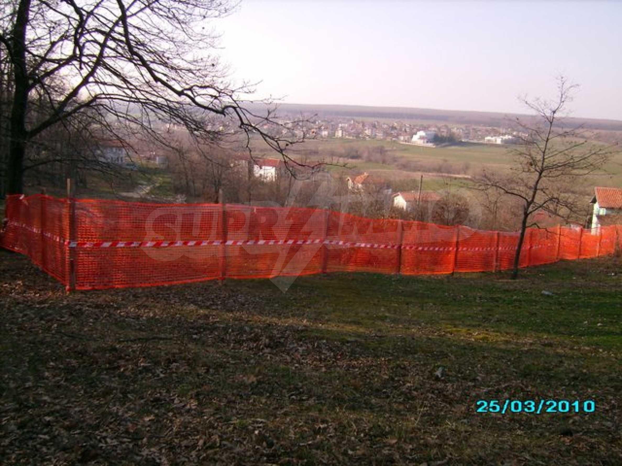 Baugrundstück mit Projekt in Shkorpilovtsi 3