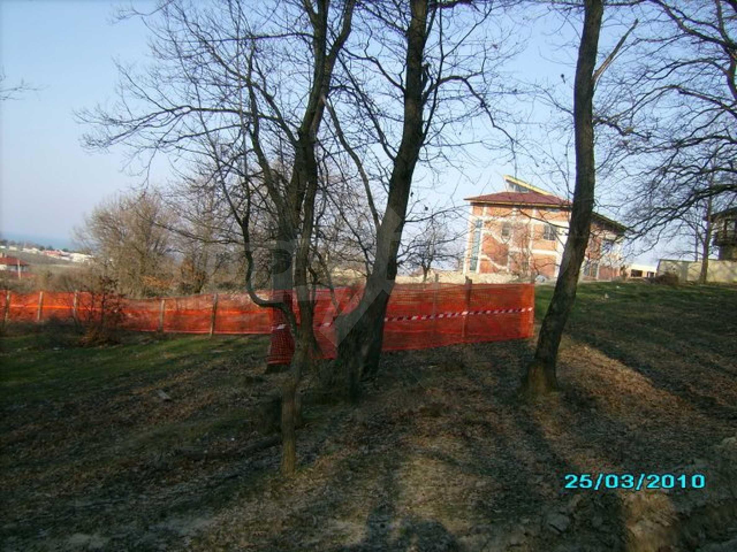 Baugrundstück mit Projekt in Shkorpilovtsi 4