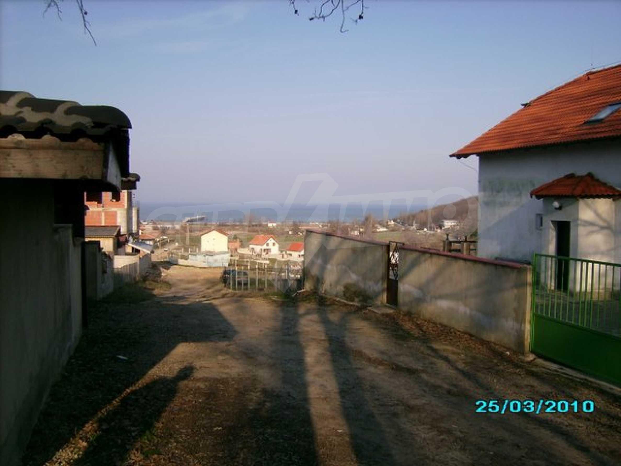 Baugrundstück mit Projekt in Shkorpilovtsi 5