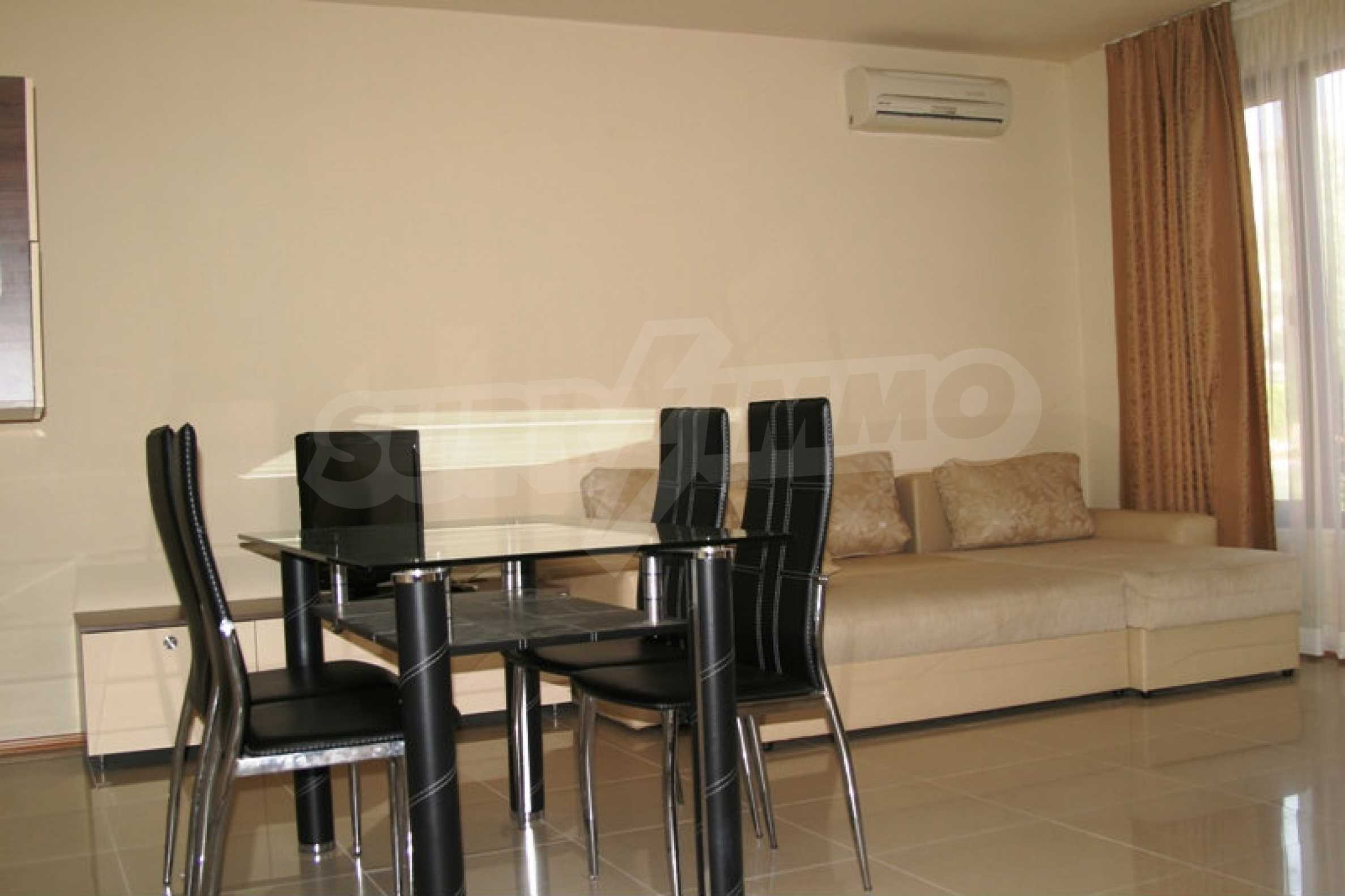 One-bedroom apartment in Magnolia Garden complex in Sunny Beach 4