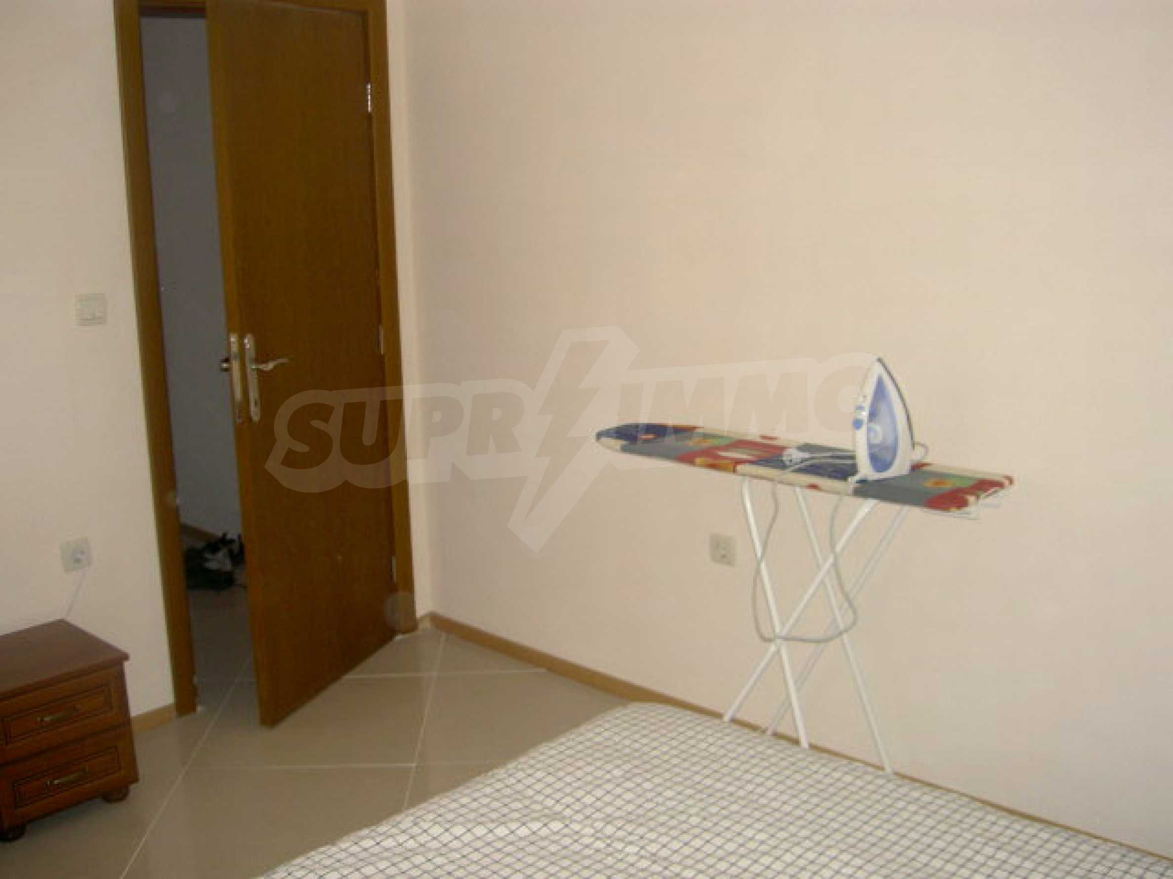 One-bedroom apartment in Eden Apartments complex in Sunny Beach 13
