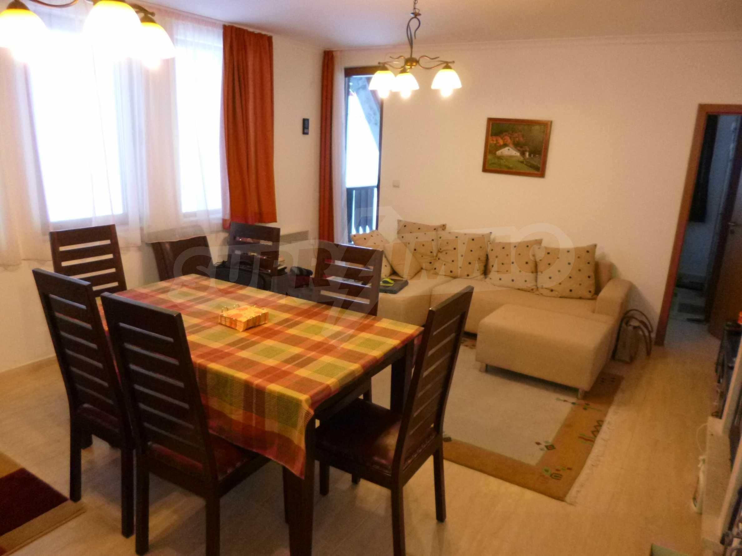 Wohnung im großen Kloster in Pamporovo 2