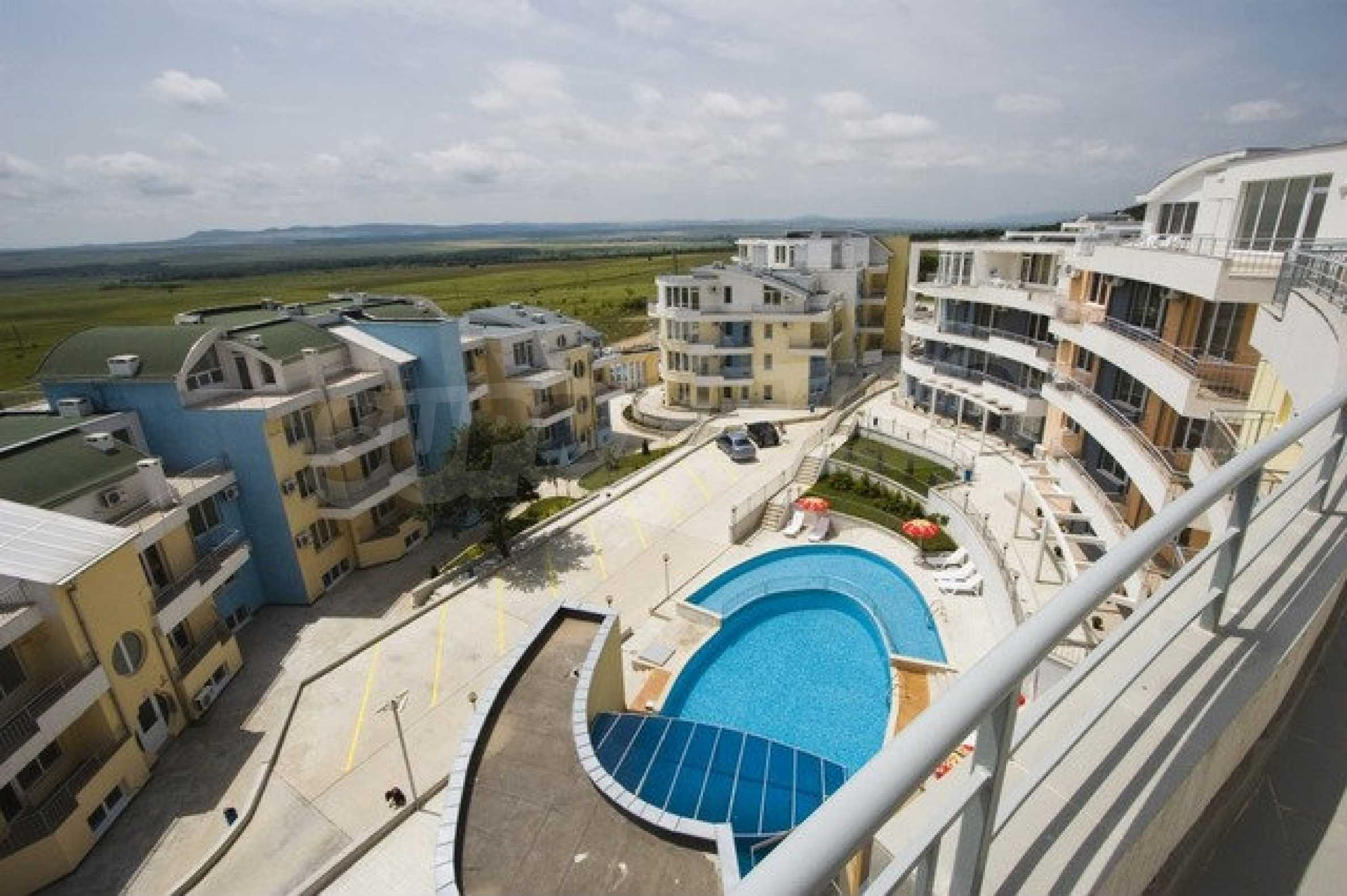 One-bedroom apartment in Sunset Apartments 1 in Kosharitsa 16