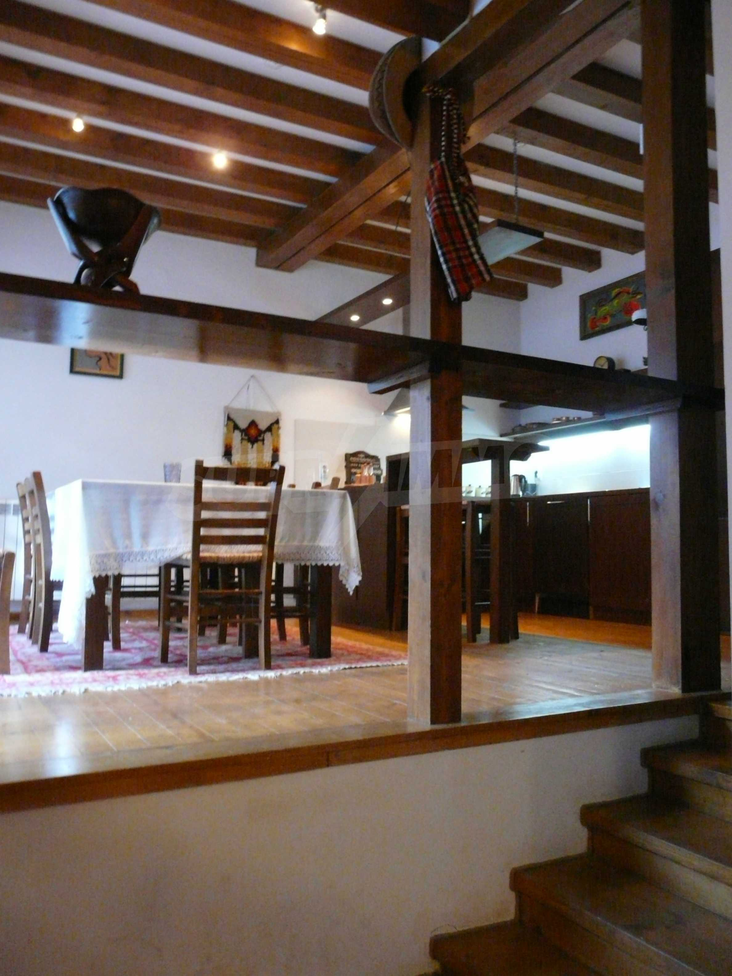 Restored furnished Rhodope house near Pamporovo and Smolyan 13