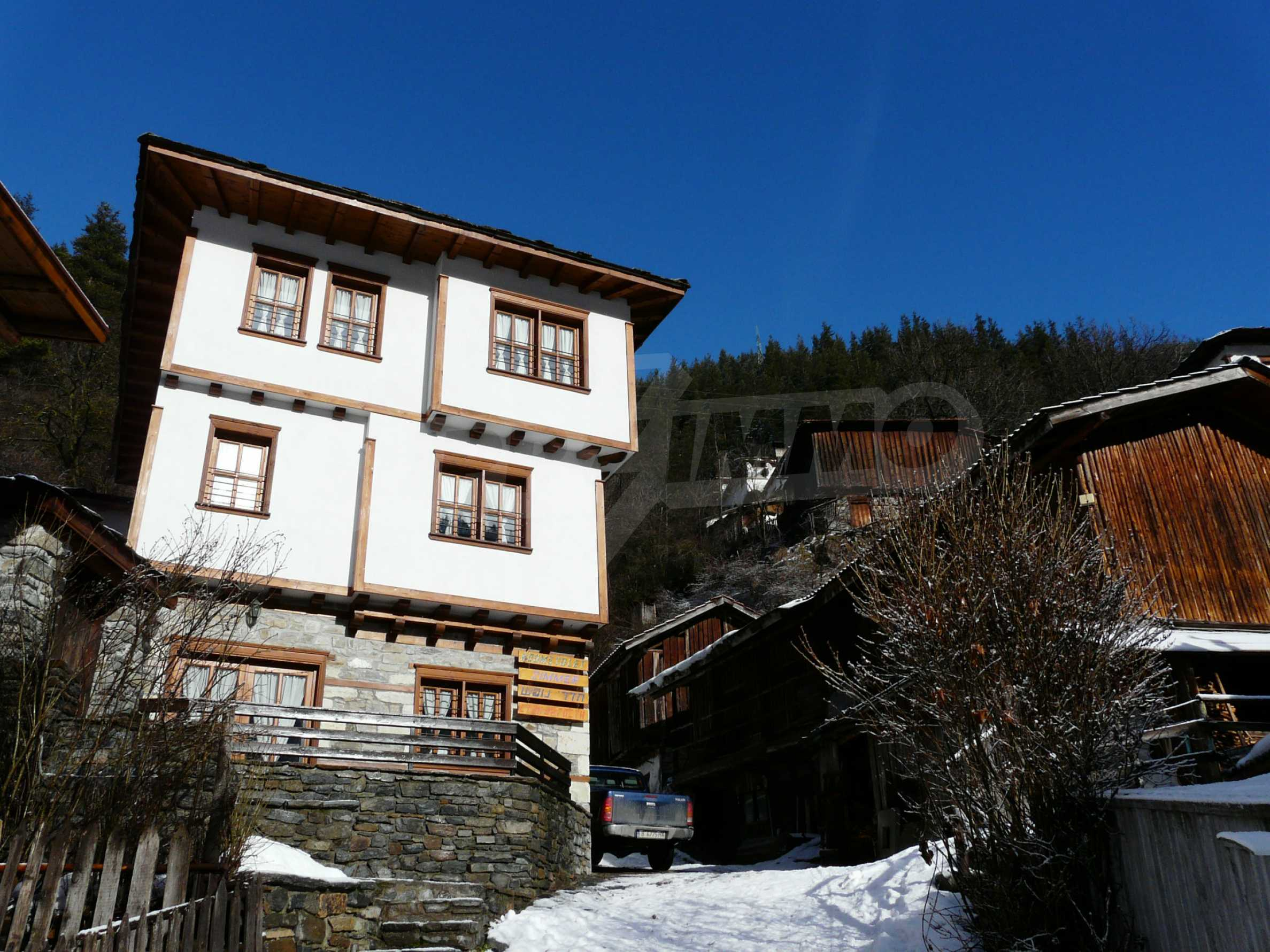 Restored furnished Rhodope house near Pamporovo and Smolyan 1
