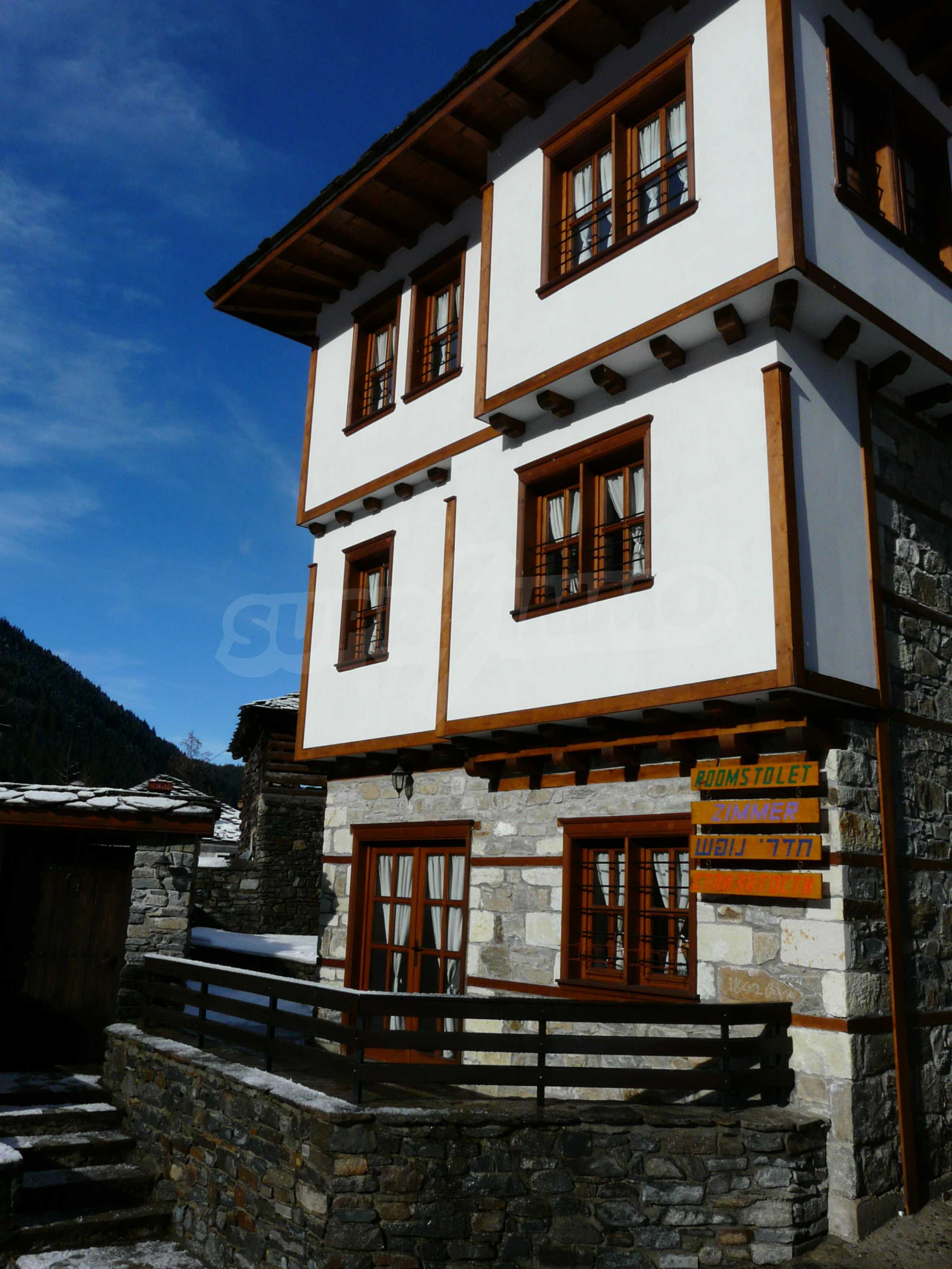 Restored furnished Rhodope house near Pamporovo and Smolyan 3