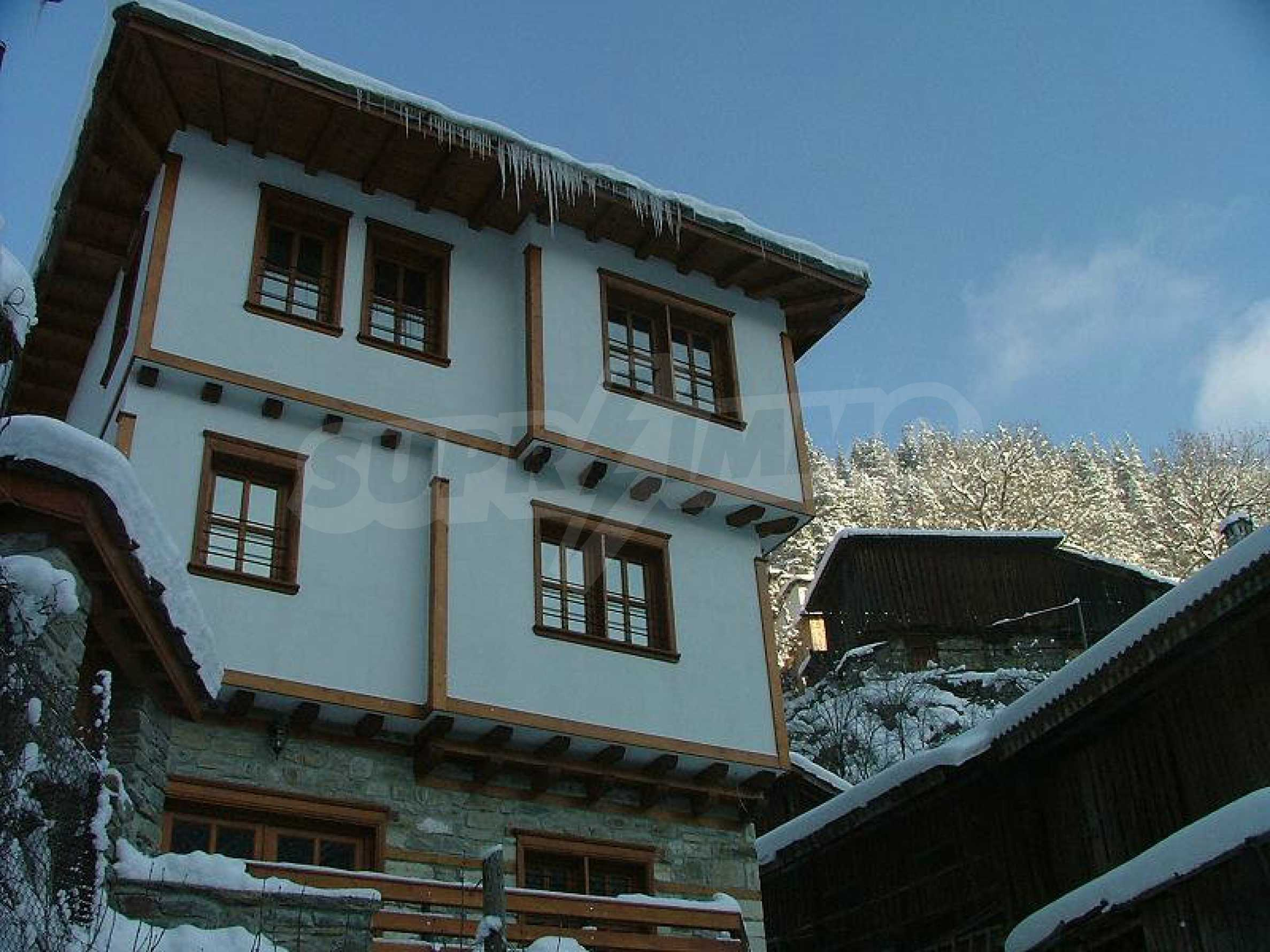 Restored furnished Rhodope house near Pamporovo and Smolyan 4