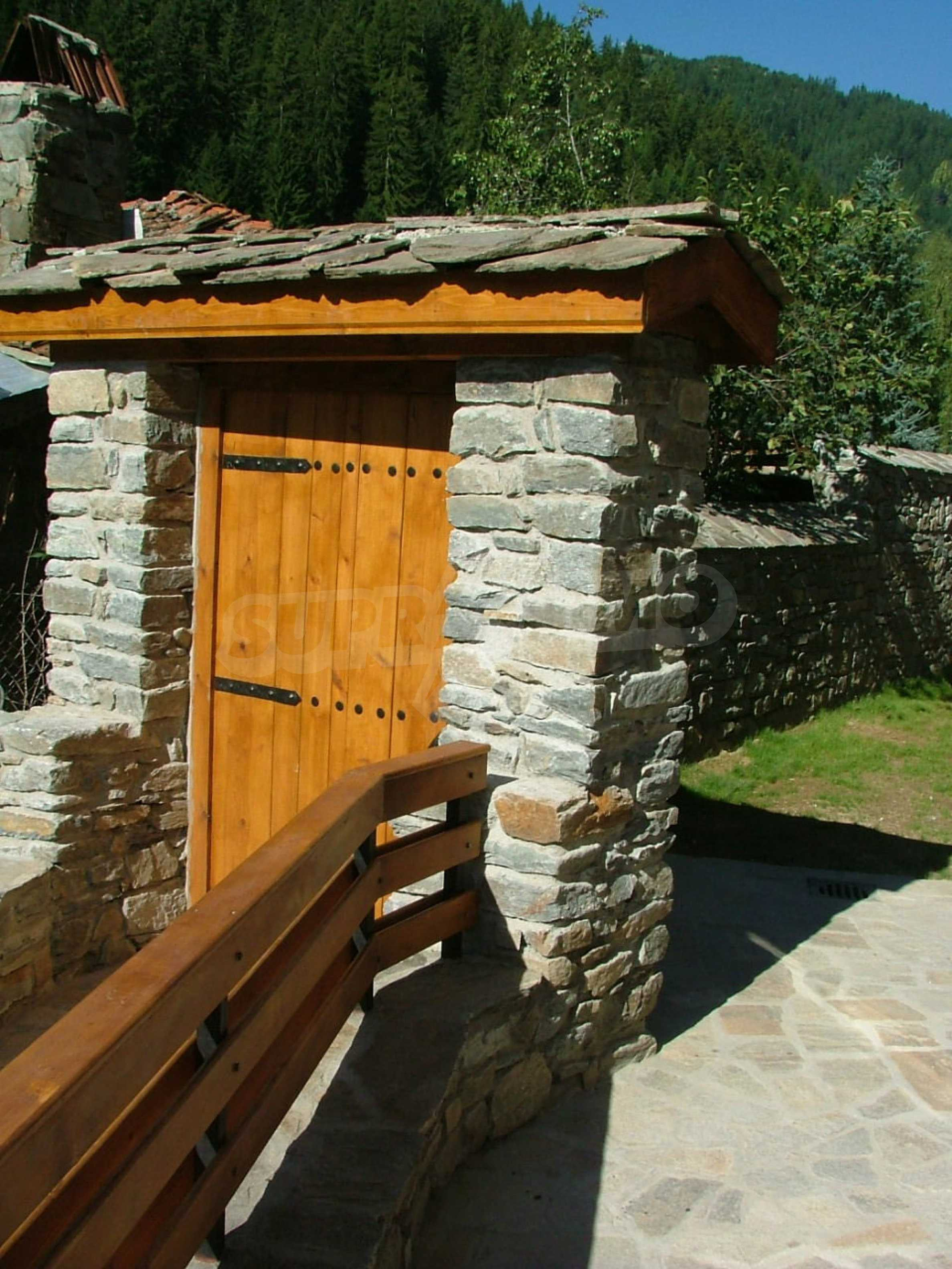 Restored furnished Rhodope house near Pamporovo and Smolyan 6