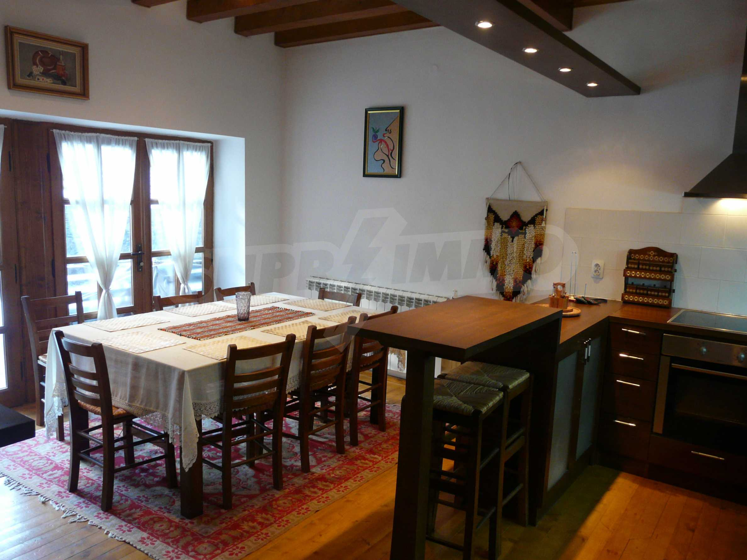 Restored furnished Rhodope house near Pamporovo and Smolyan 7