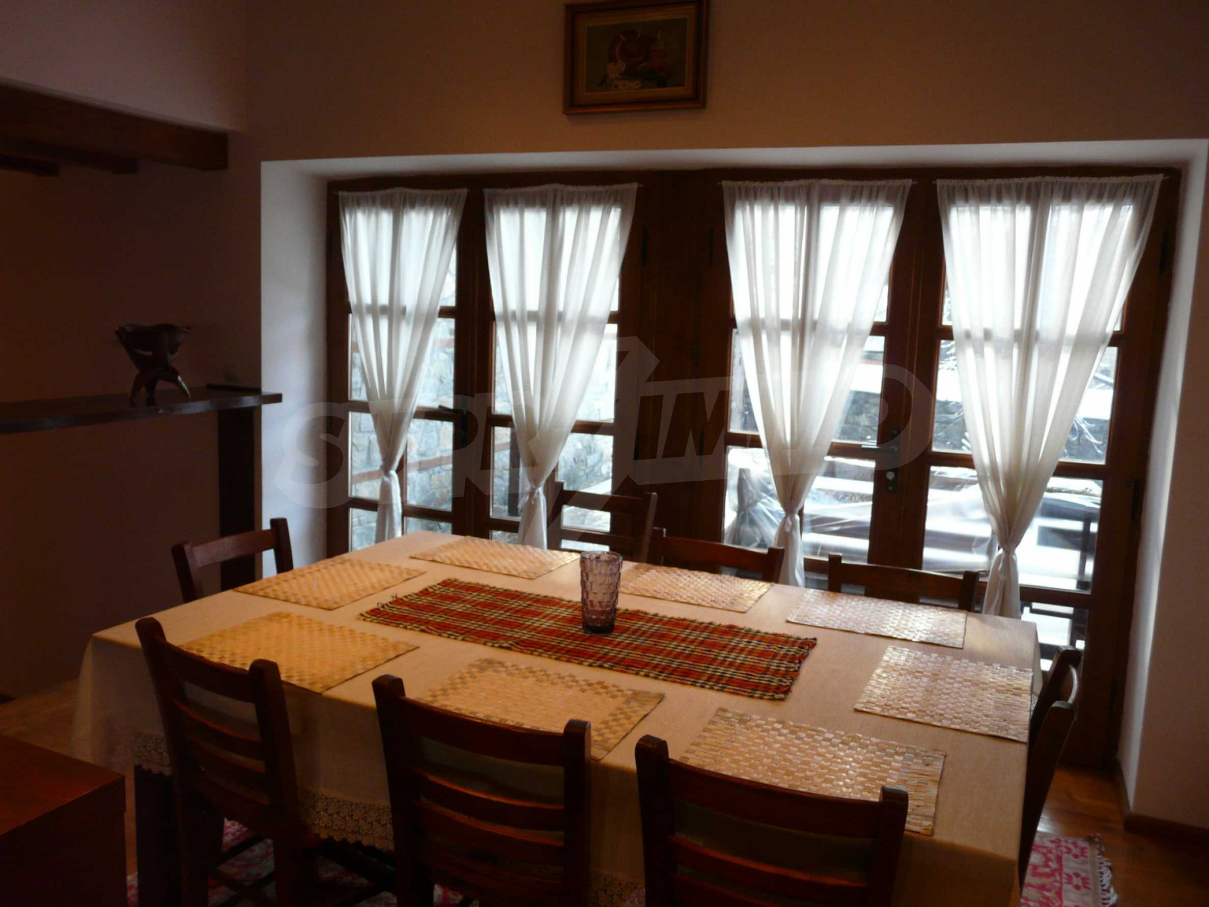 Restored furnished Rhodope house near Pamporovo and Smolyan 8