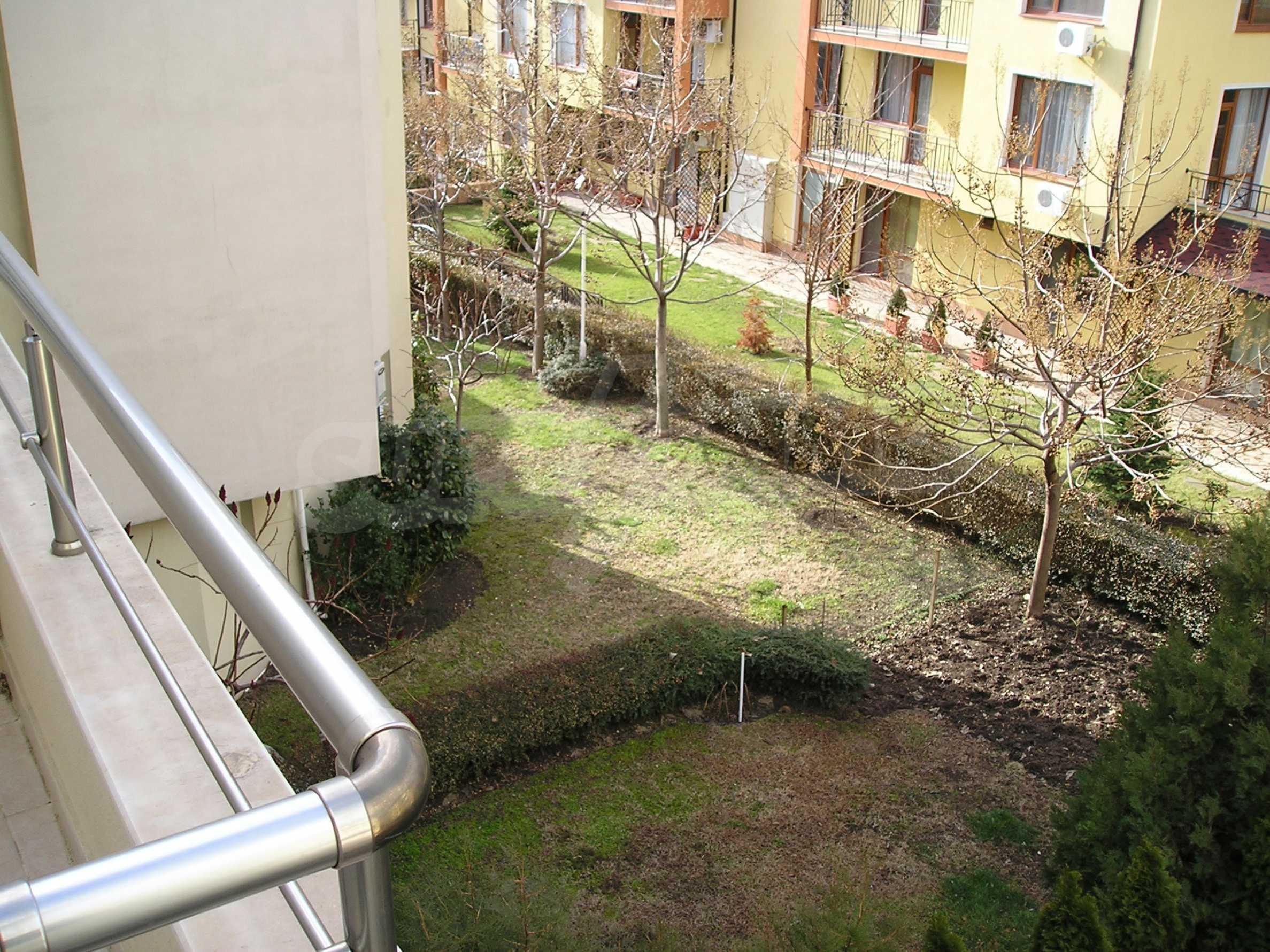 Apartment mit einem Schlafzimmer im Komplex mit Meerblick in Sveti Vlas 10